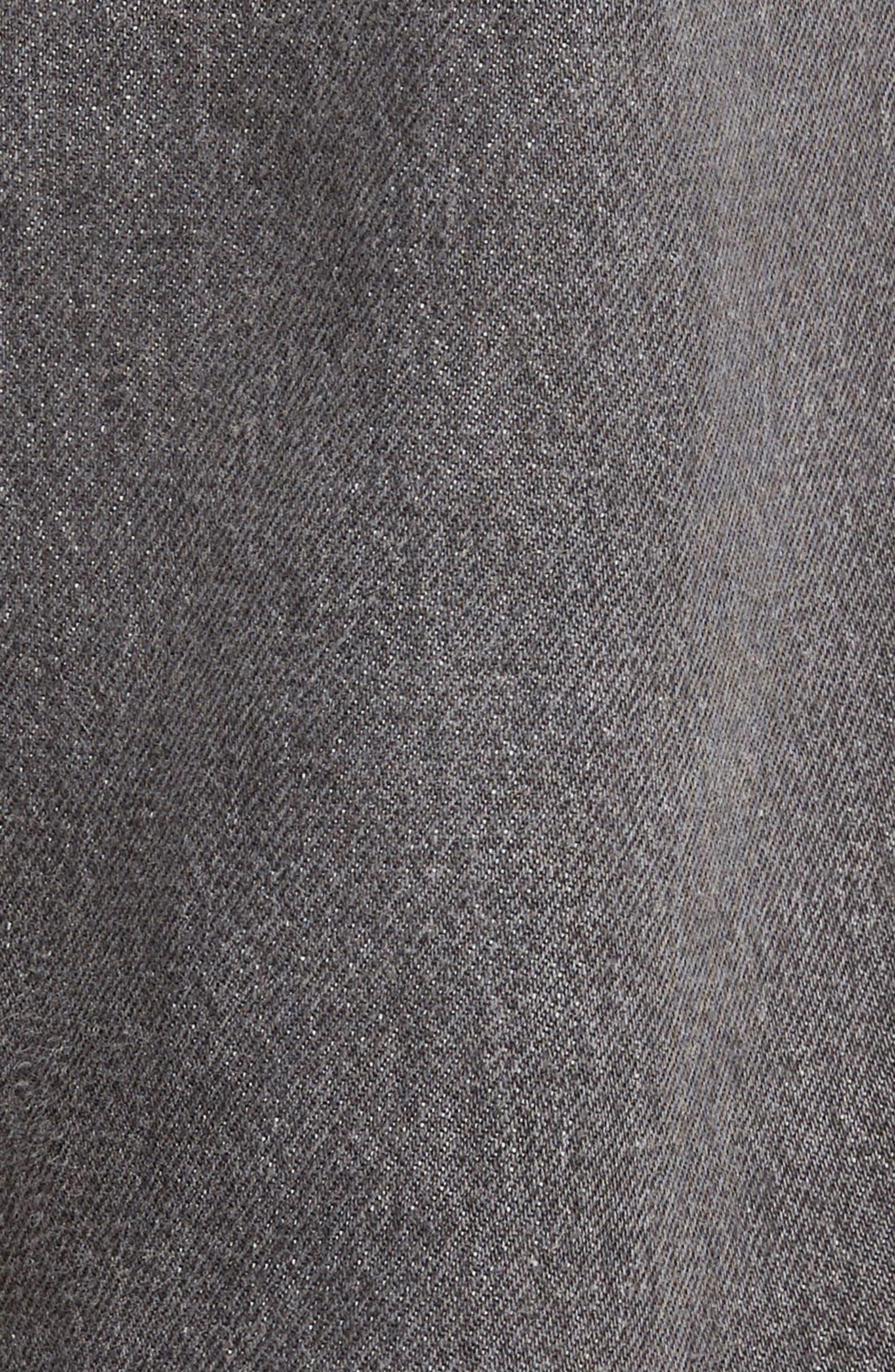 LEVI'S<SUP>®</SUP>,                             Authorized Vintage 501<sup>™</sup> Original Fit Jeans,                             Alternate thumbnail 5, color,                             AV BLACK