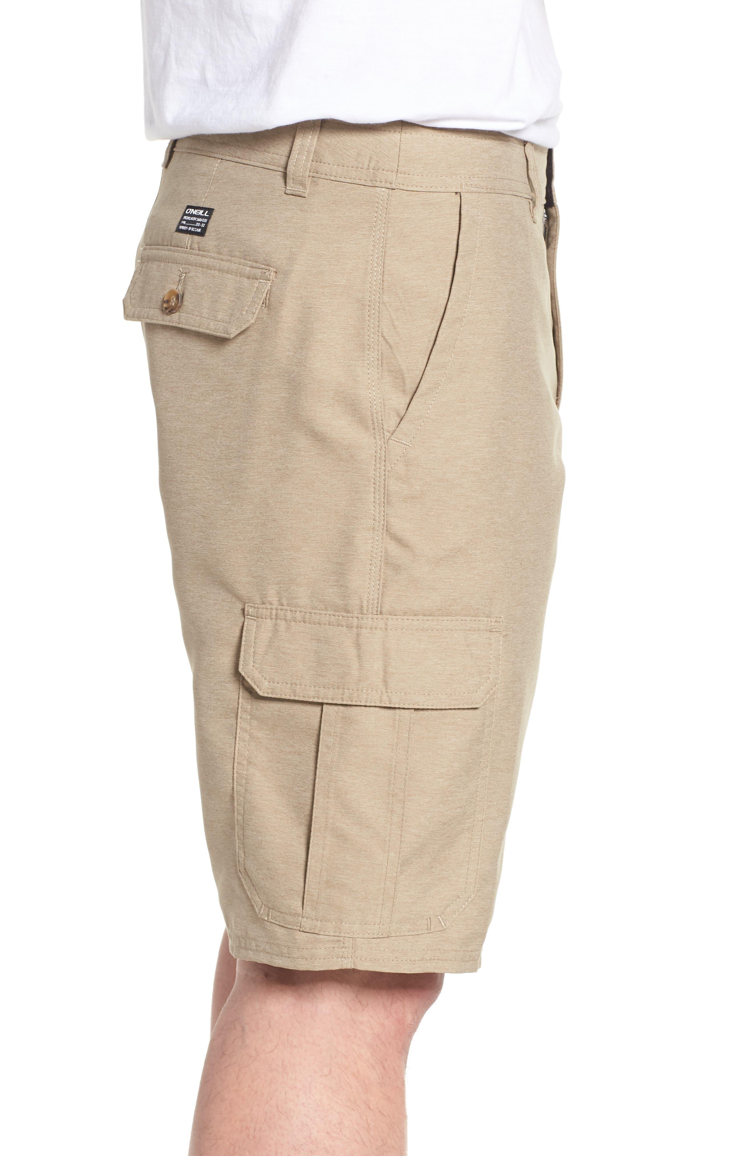 Ranger Cargo Hybrid Shorts,                             Alternate thumbnail 7, color,
