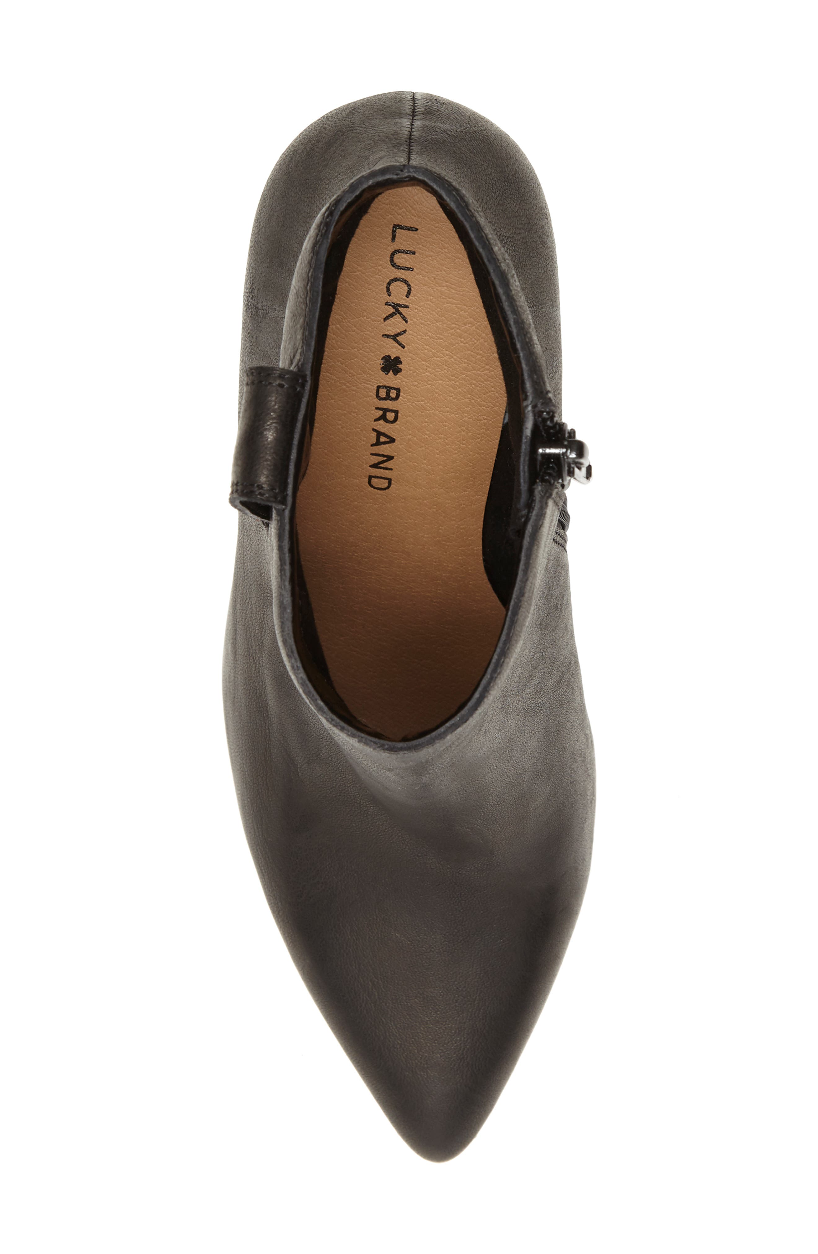 LUCKY BRAND,                             Torince Bootie,                             Alternate thumbnail 5, color,                             200