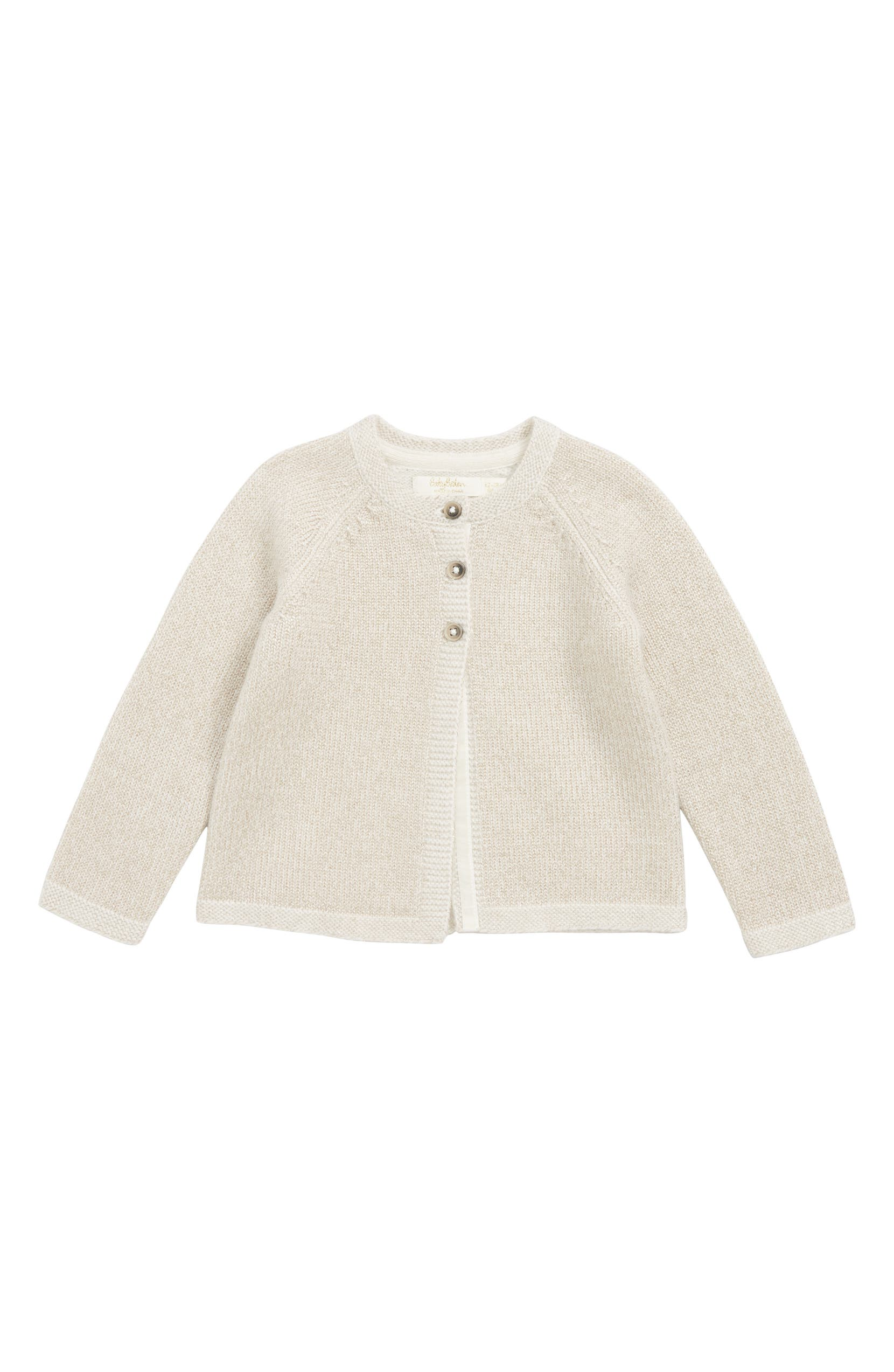 cca2aeb84388 Mini Boden Cashmere Blend Cardigan (Baby)