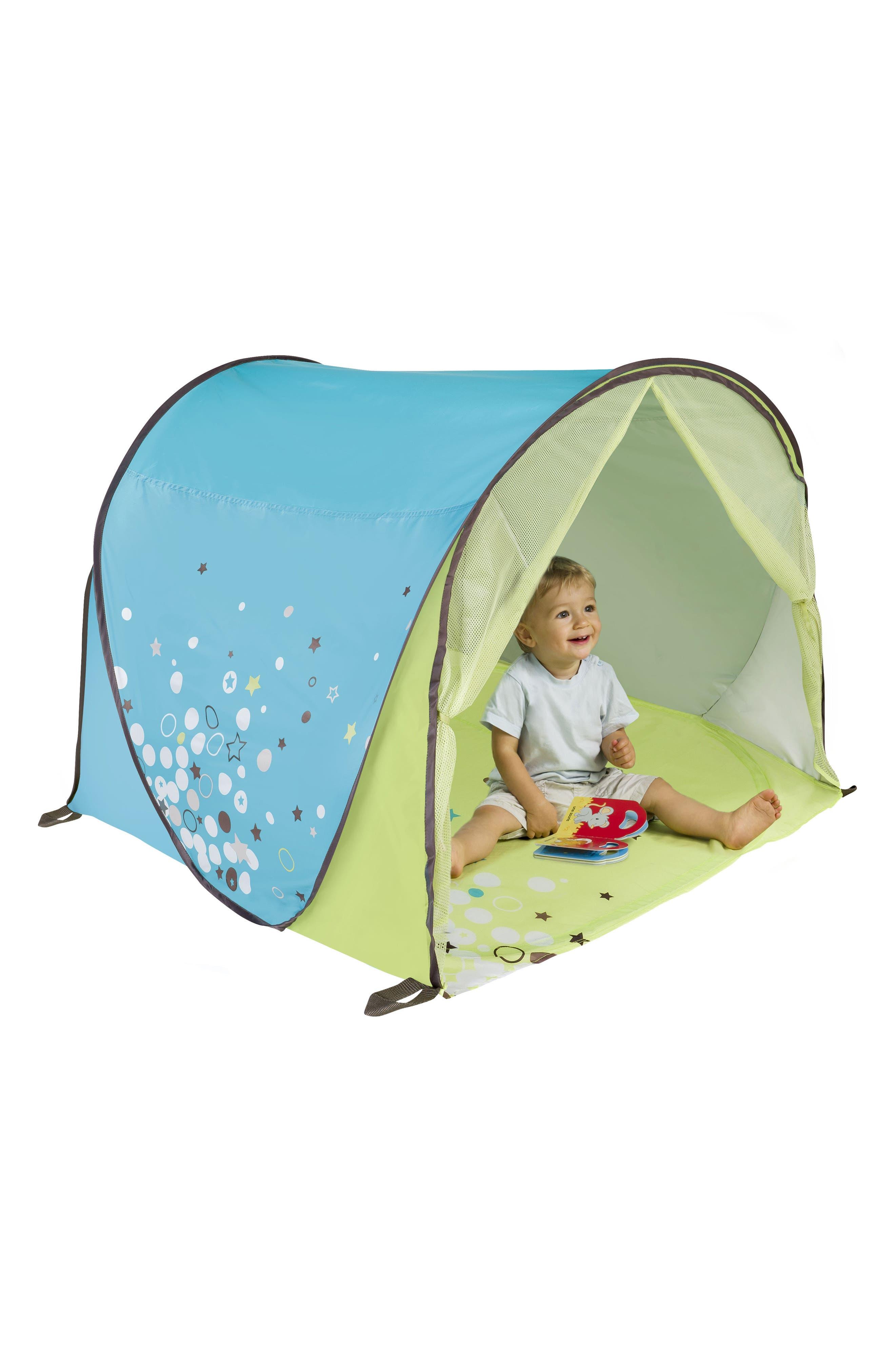 Anti UV Tent,                             Alternate thumbnail 5, color,                             BLUE GREEN