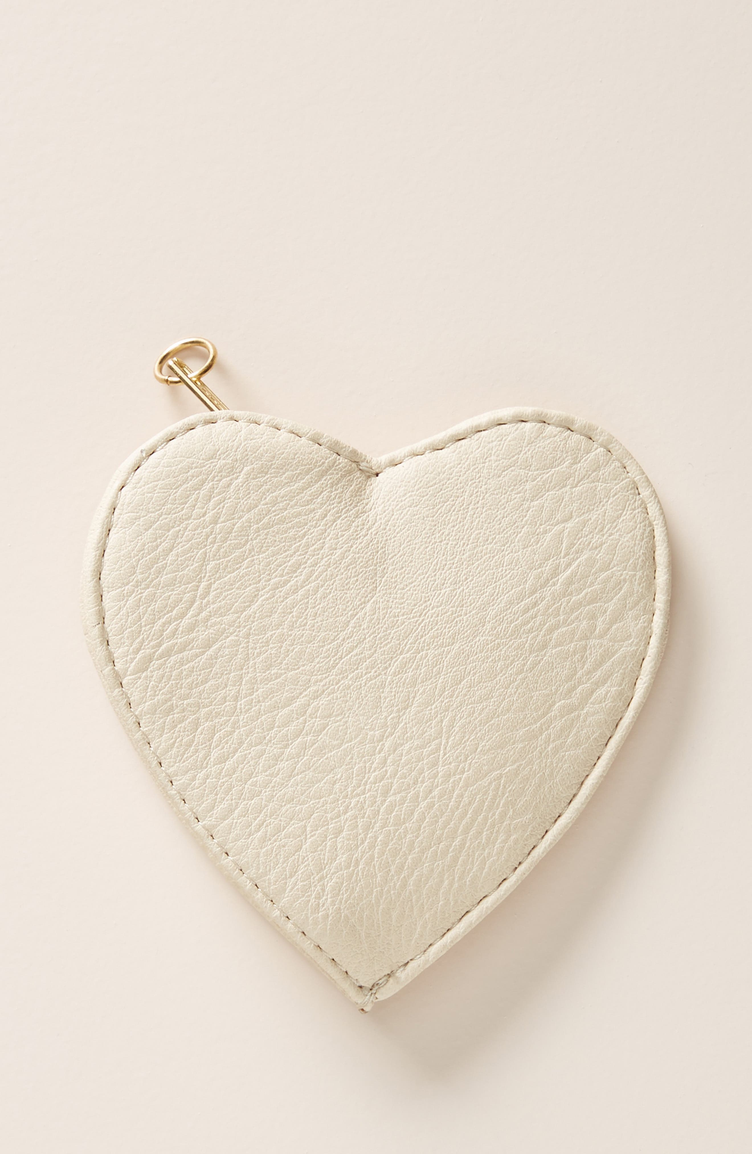 Embellished Heart Pouch,                             Alternate thumbnail 2, color,                             901