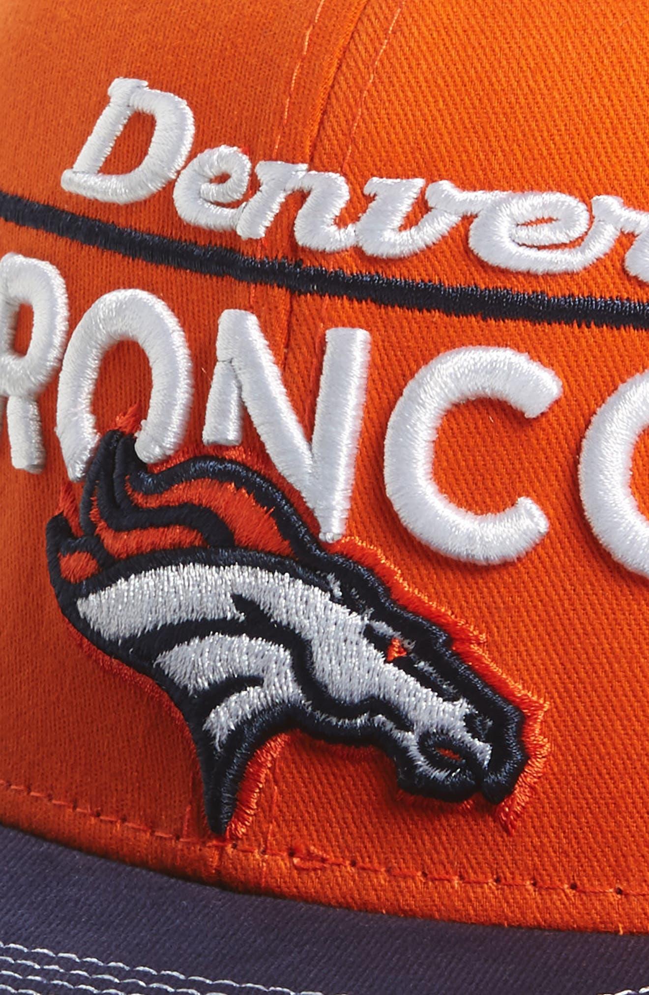 NFL Logo Retro Bar Baseball Cap,                             Alternate thumbnail 44, color,