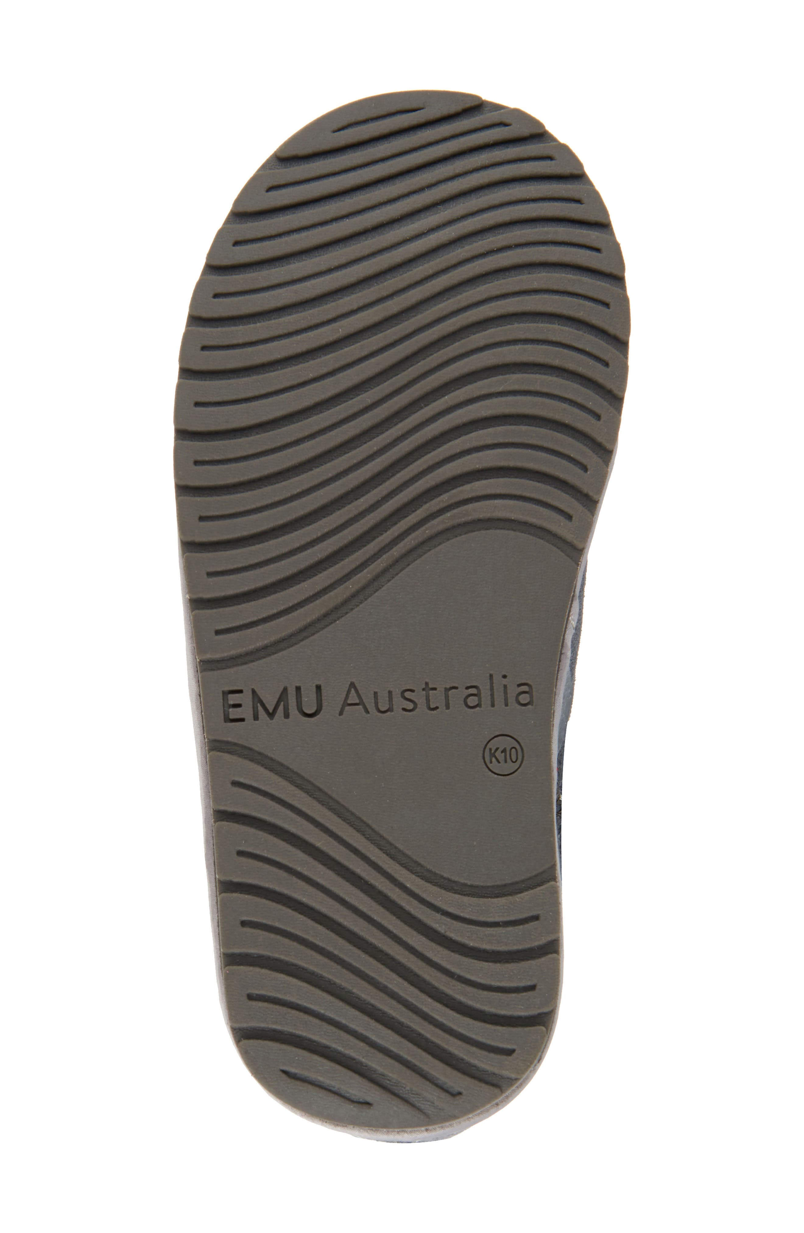 EMUAustralia Starry Night Boot,                             Alternate thumbnail 5, color,                             CHARCOAL