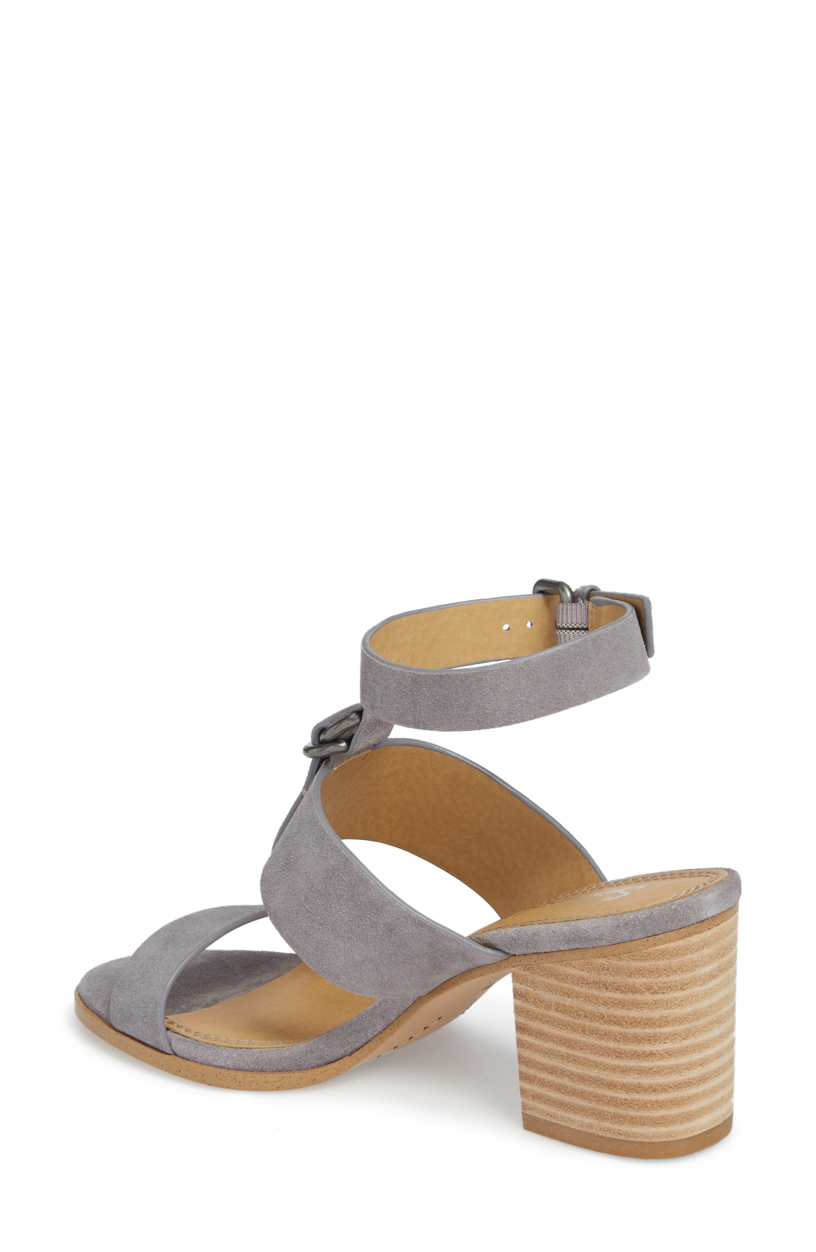Faron Block Heel Sandal,                             Alternate thumbnail 5, color,