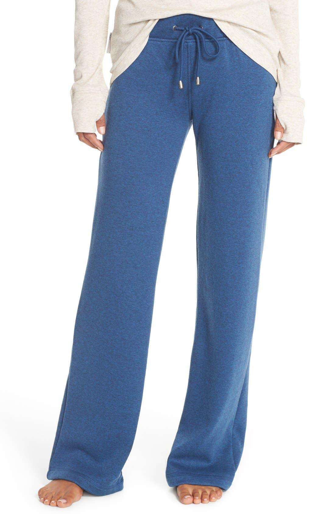 'Collins' Double Knit Pants,                             Main thumbnail 7, color,