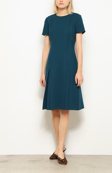 Jannie Pleated Hem Dress, video thumbnail