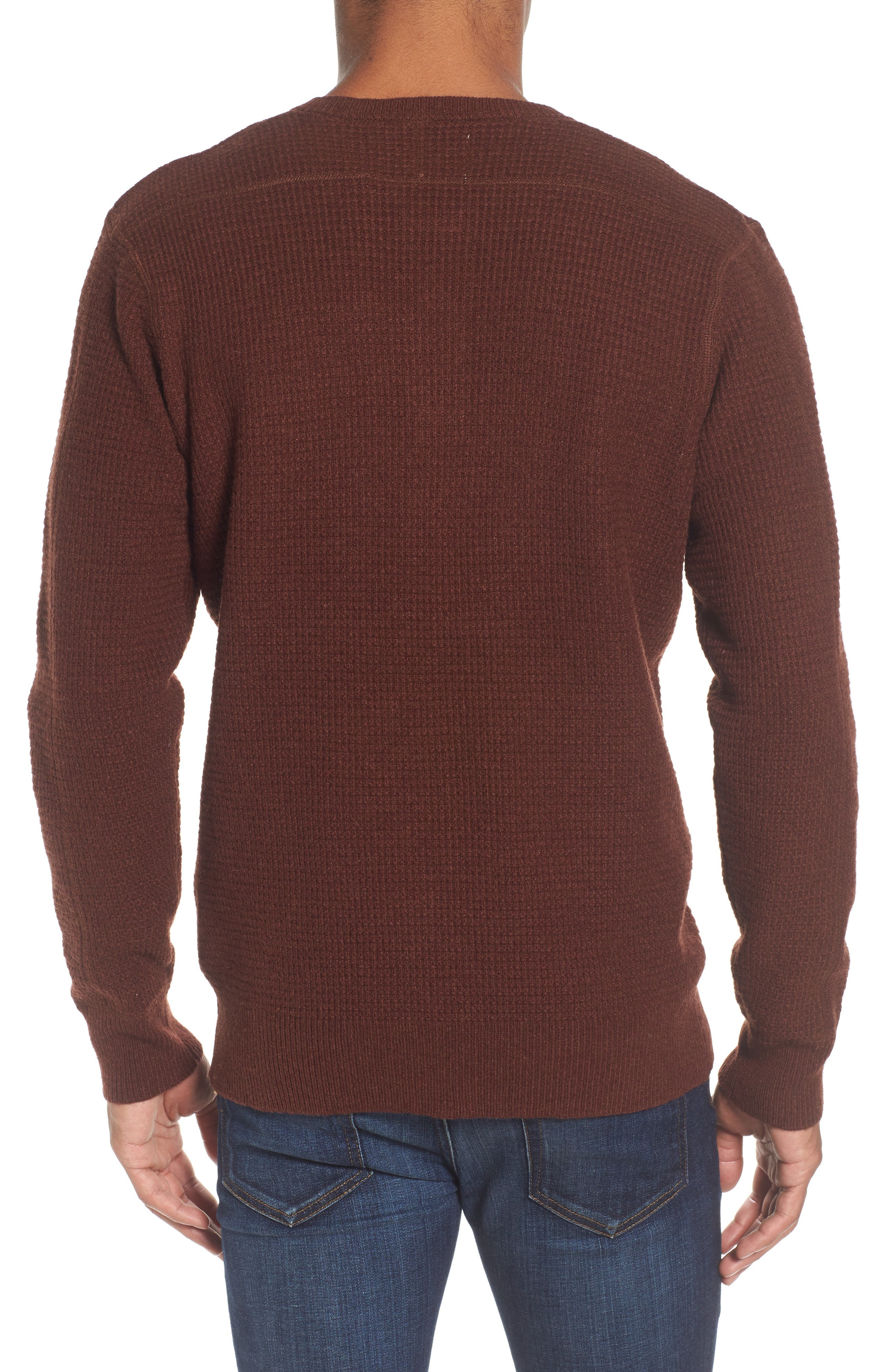 Thermal Henley,                             Alternate thumbnail 10, color,