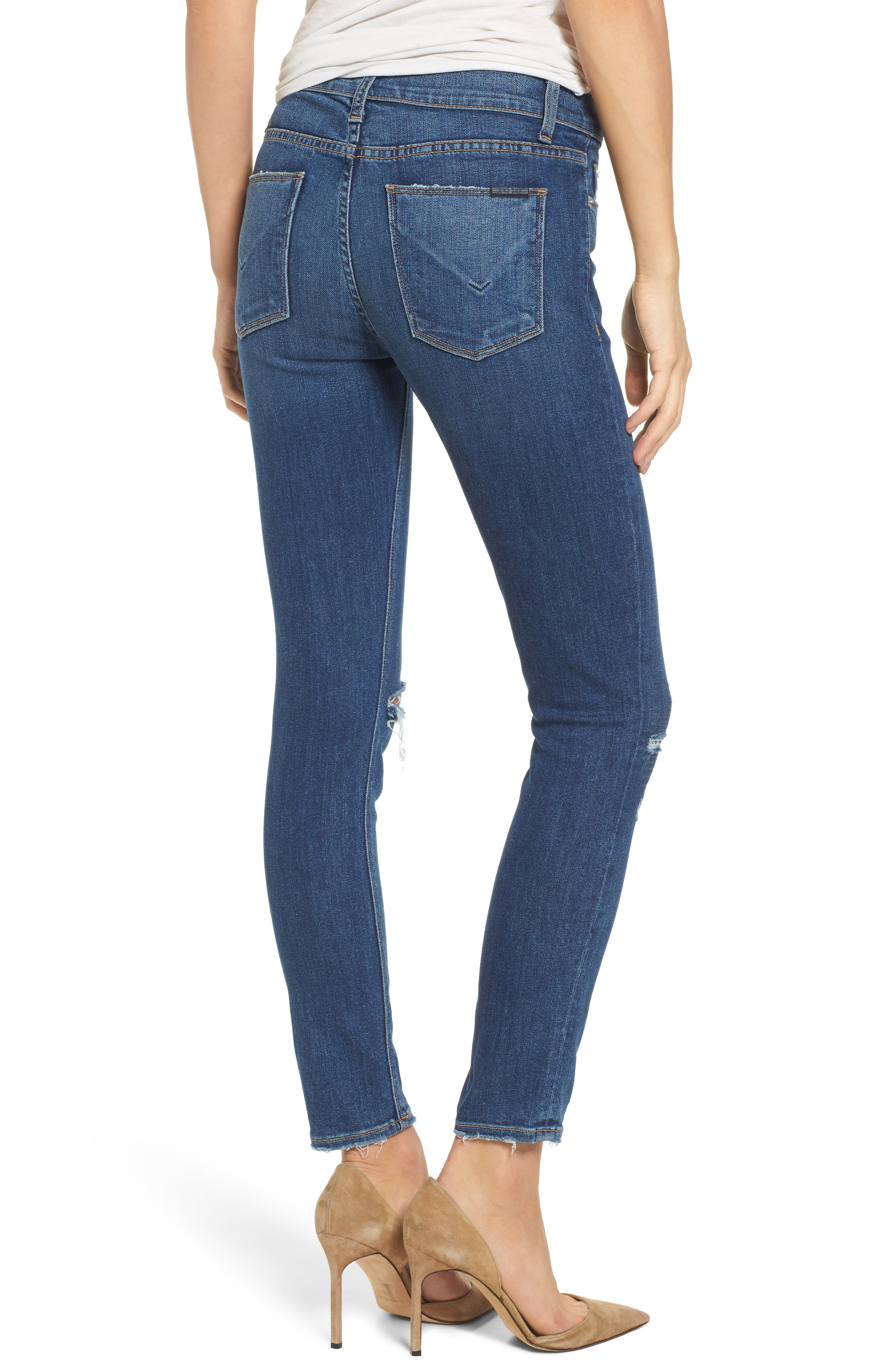 Tally Ankle Skinny Jeans,                             Alternate thumbnail 2, color,                             423