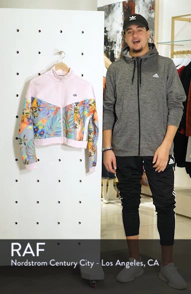 Hyper Femme Crop Jacket, sales video thumbnail