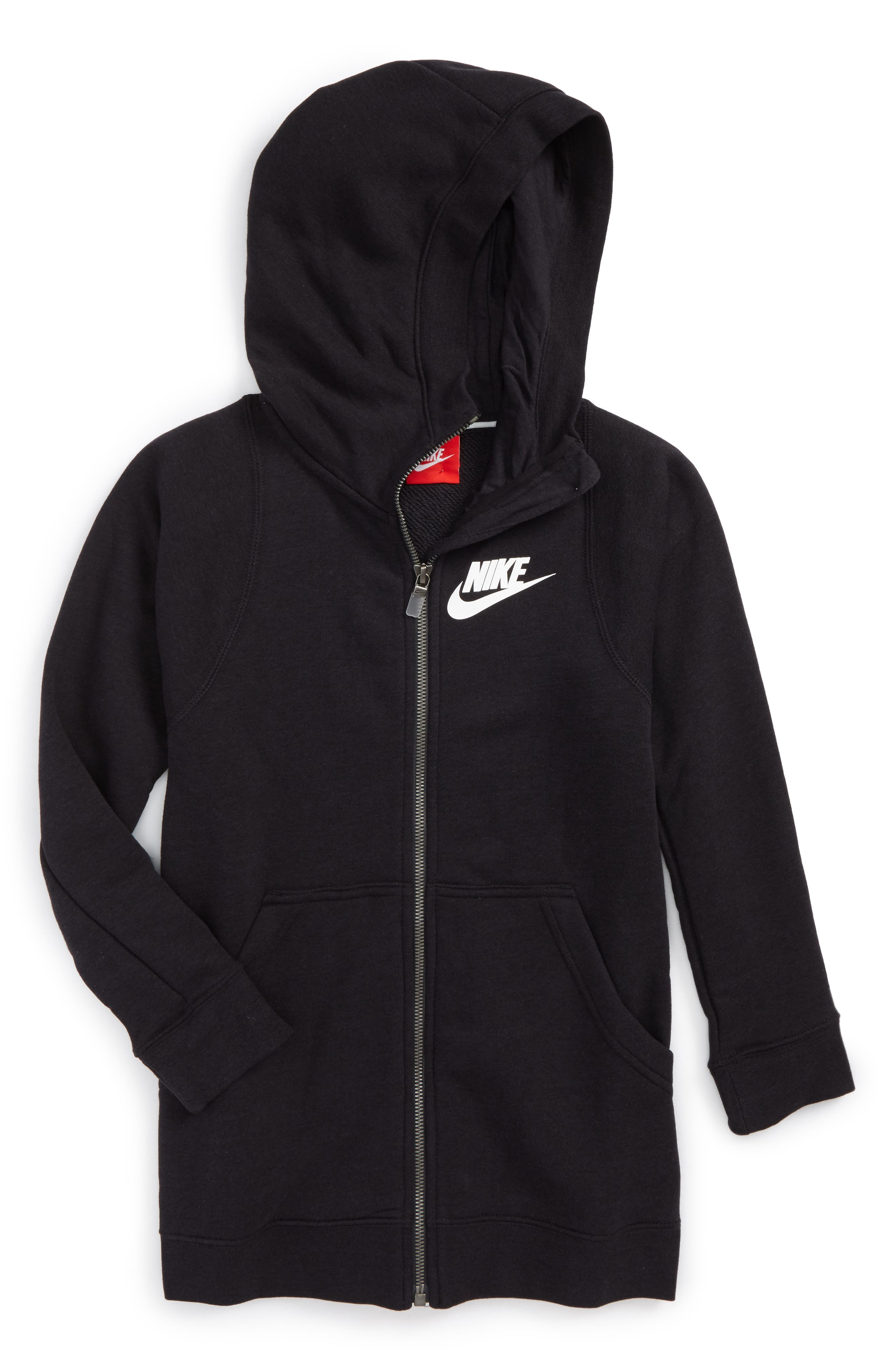 Modern Full Zip Hoodie,                             Main thumbnail 1, color,