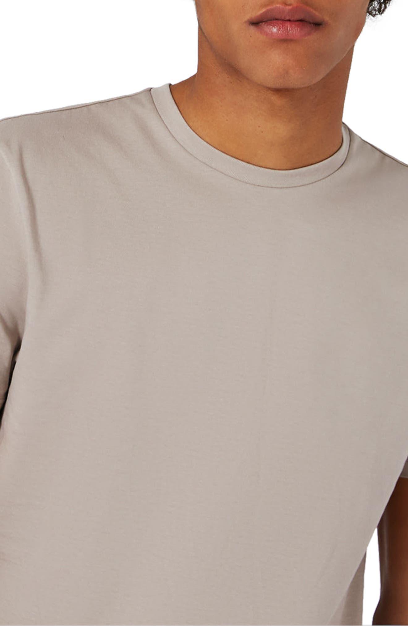 Slim Fit Crewneck T-Shirt,                             Alternate thumbnail 194, color,
