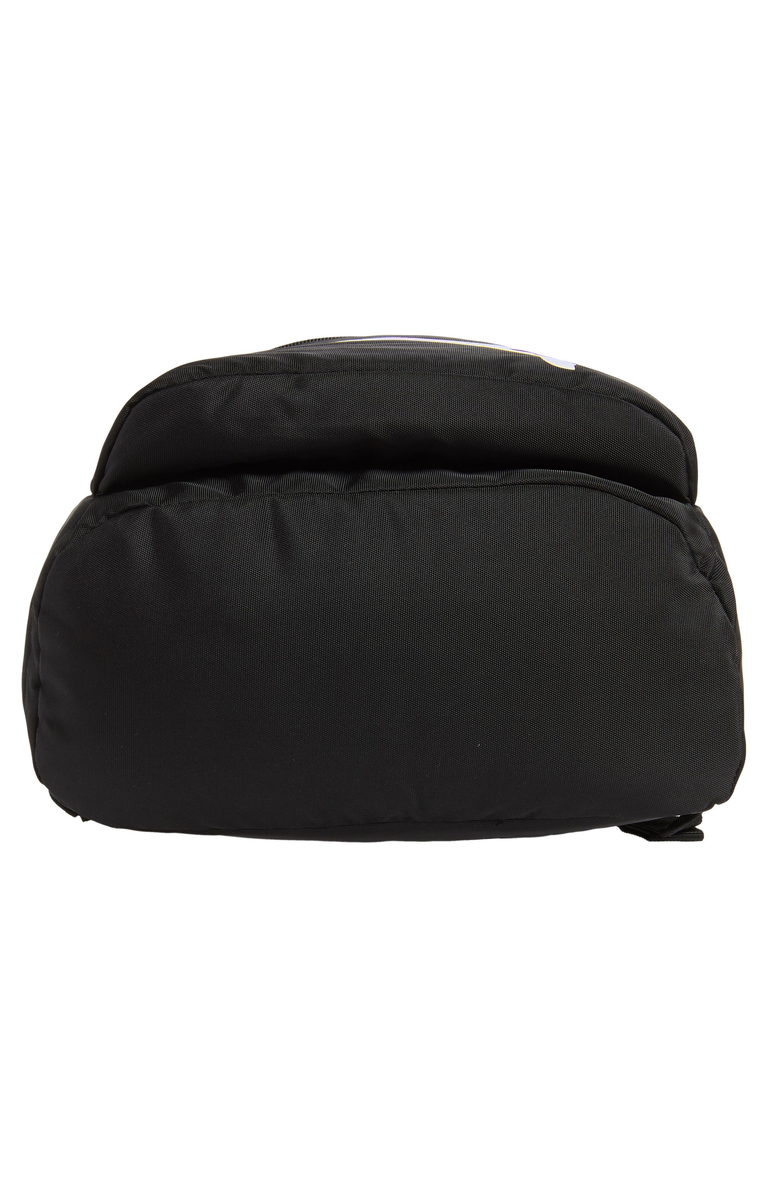 Essential Backpack,                             Alternate thumbnail 6, color,                             BLACK