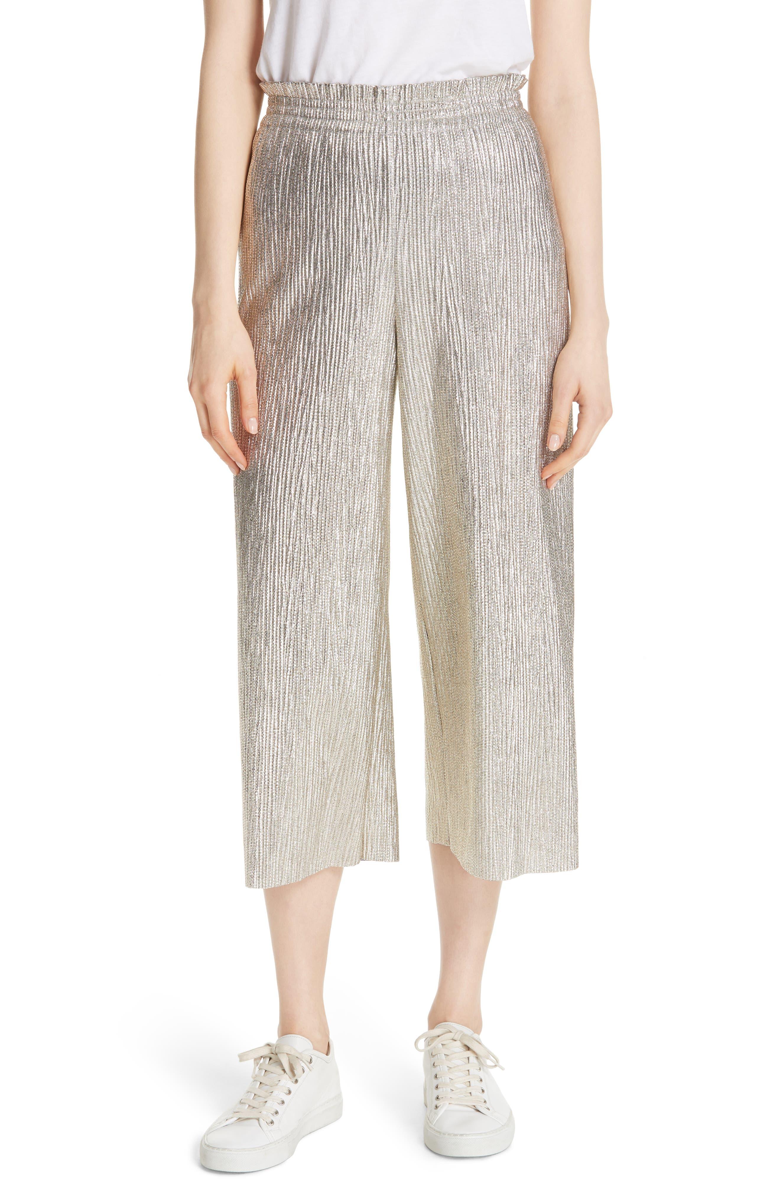 Elba Paperbag Crop Pants,                         Main,                         color, 048