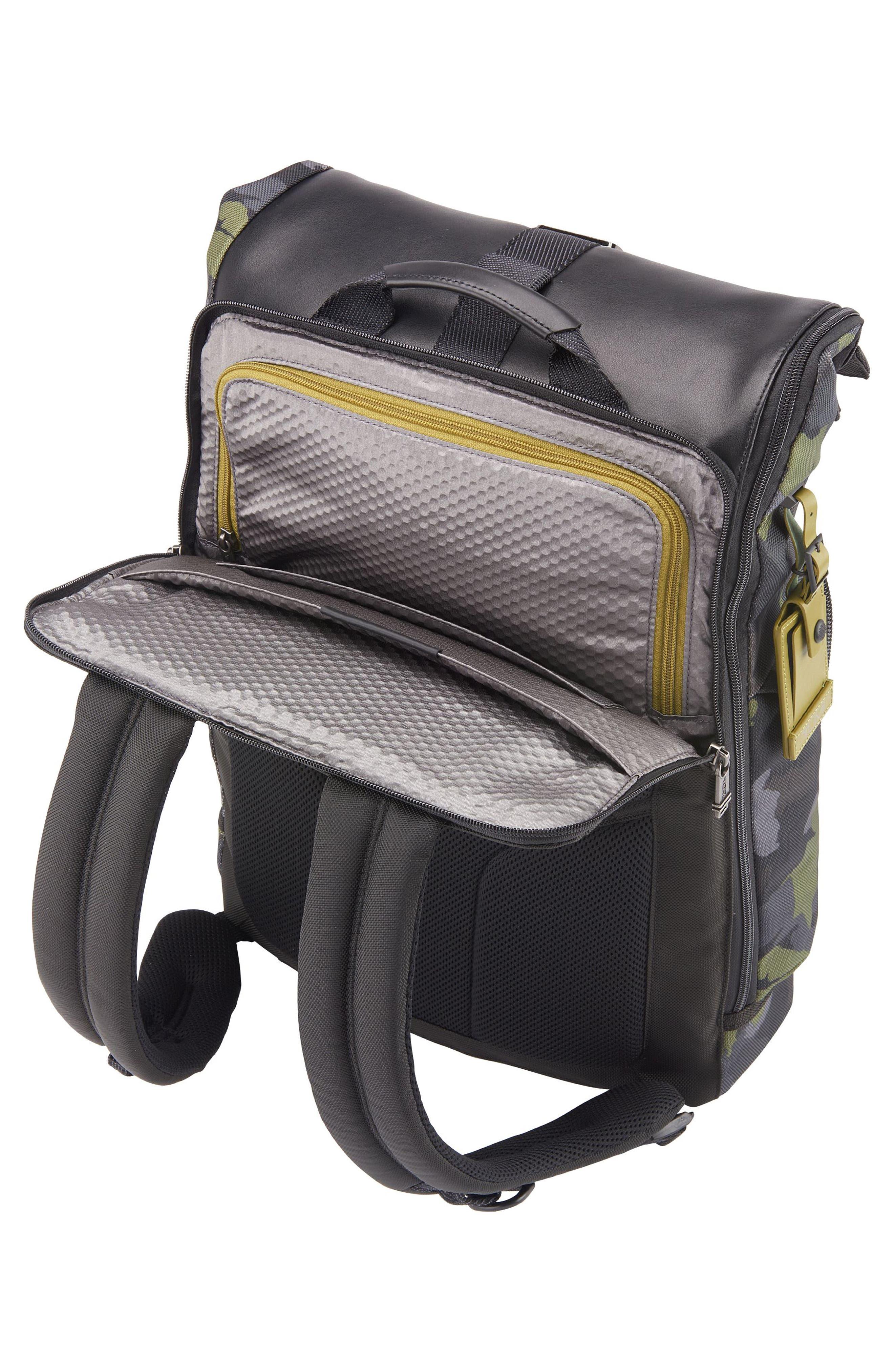 Alpha Bravo - London Backpack,                             Alternate thumbnail 4, color,
