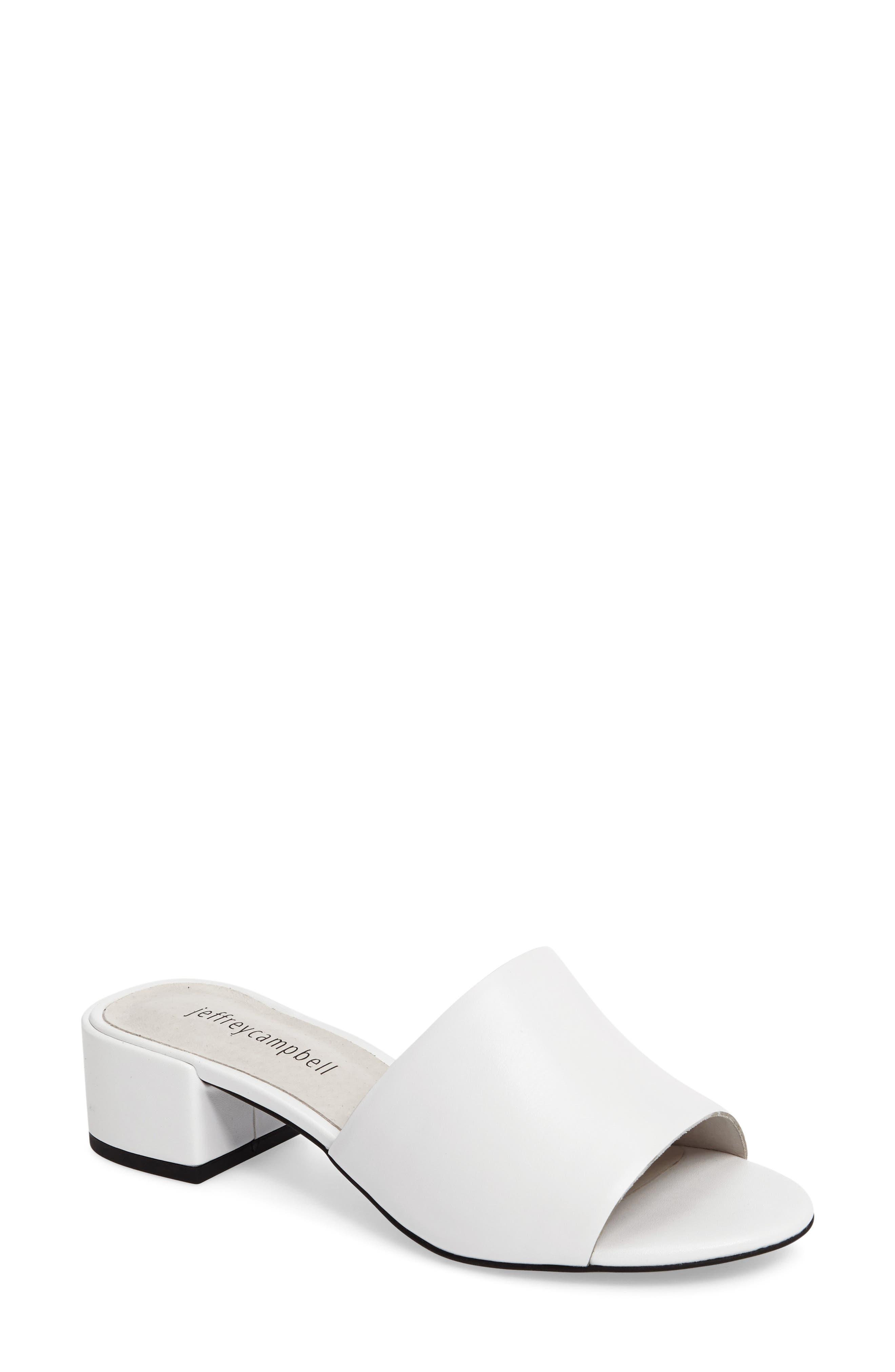'Beaton' Slide Sandal,                         Main,                         color, 135