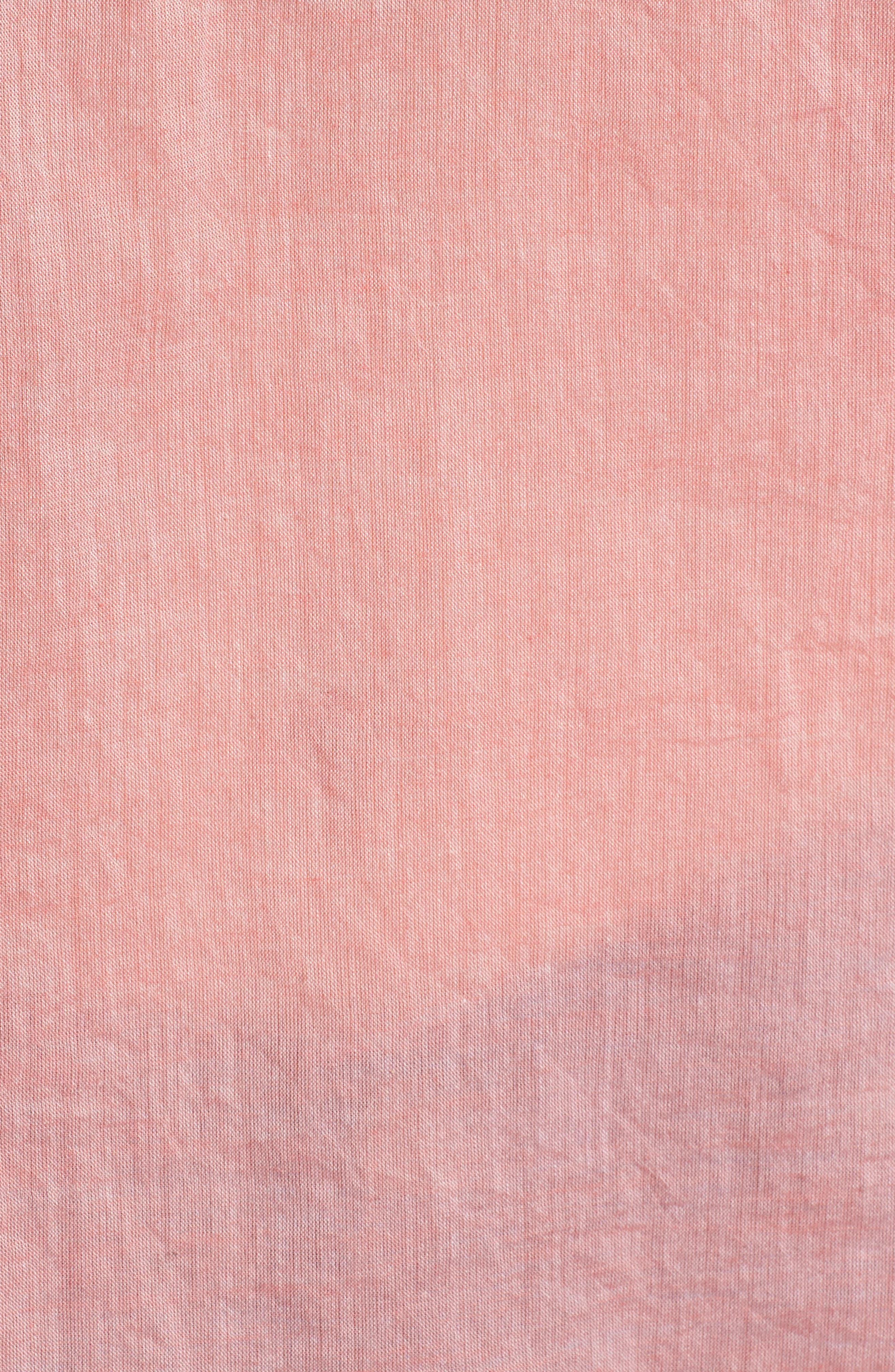 Flounce Sleeve Lace-Up Blouse,                             Alternate thumbnail 36, color,