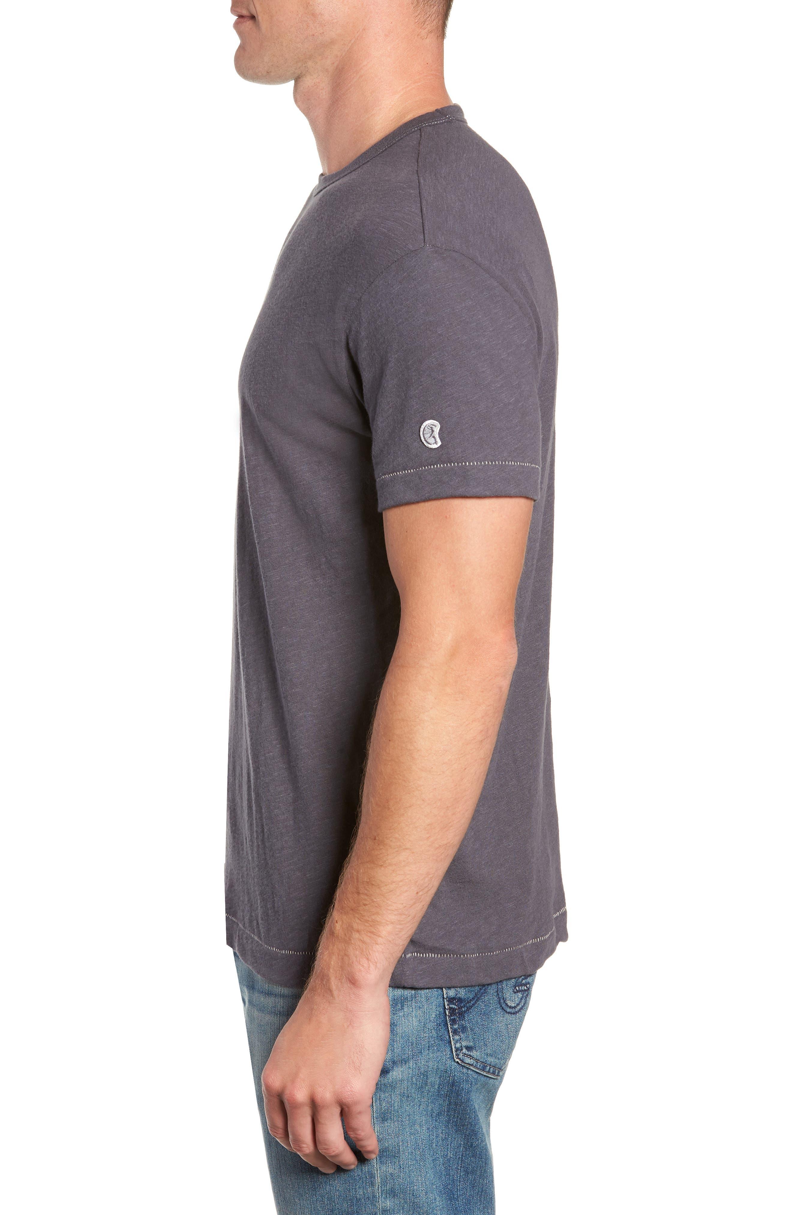 TODD SNYDER,                             + Champion Crewneck T-Shirt,                             Alternate thumbnail 3, color,                             060