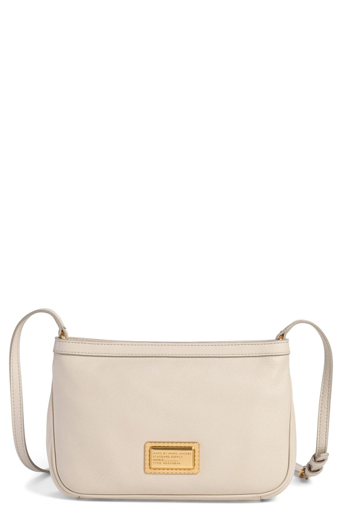 MARC BY MARC JACOBS 'Take Your Marc - Percy' Crossbody Bag,                             Main thumbnail 3, color,