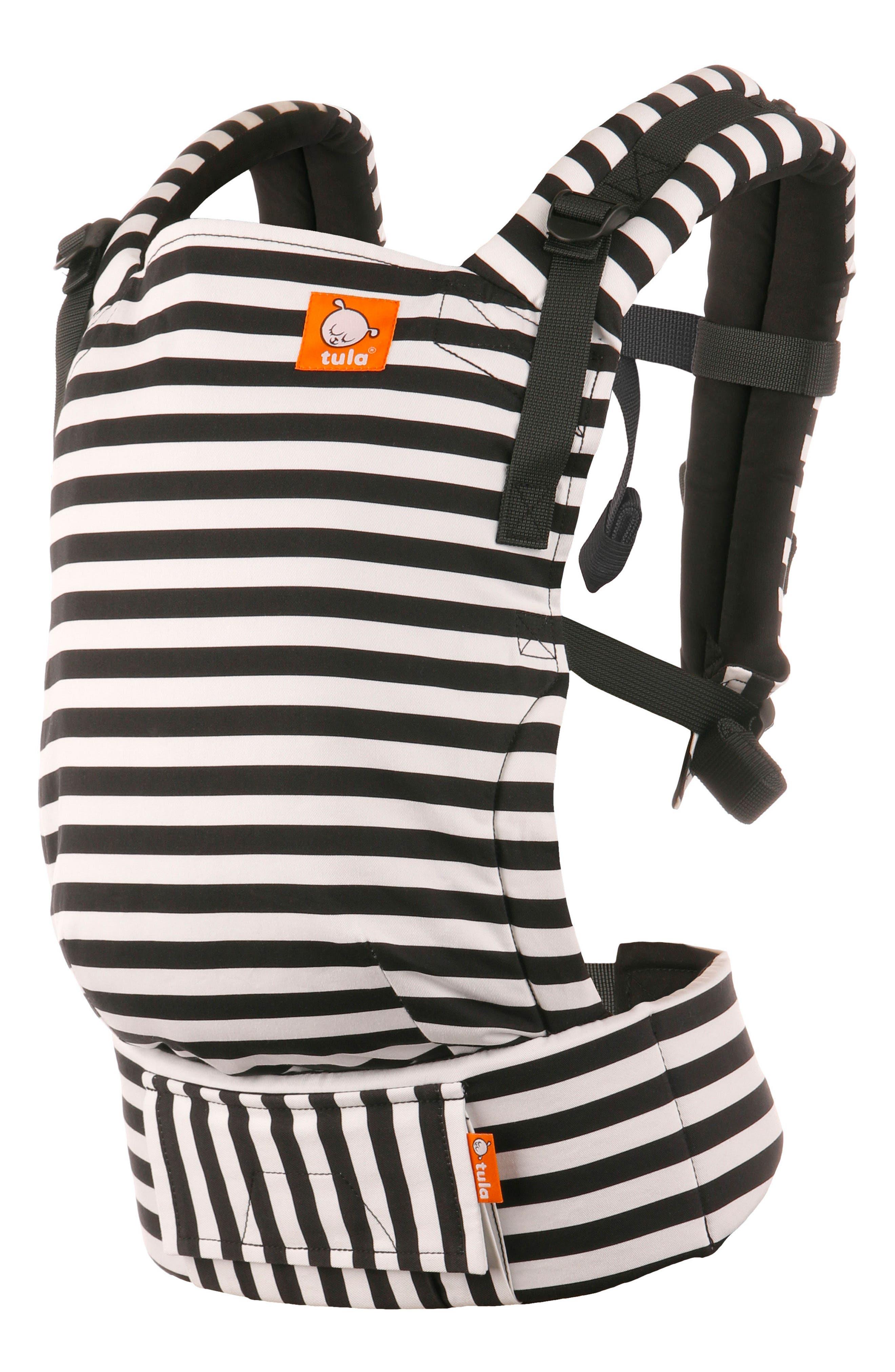 Infant Baby Tula FreeToGrow Baby Carrier Size One Size  White