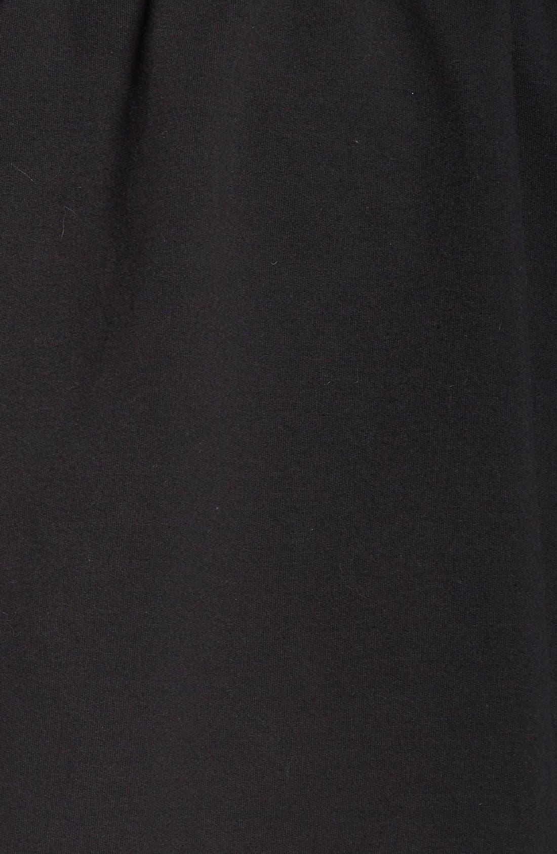 Traveler Wrap Jacket,                             Alternate thumbnail 8, color,                             BLACK/ BLACK
