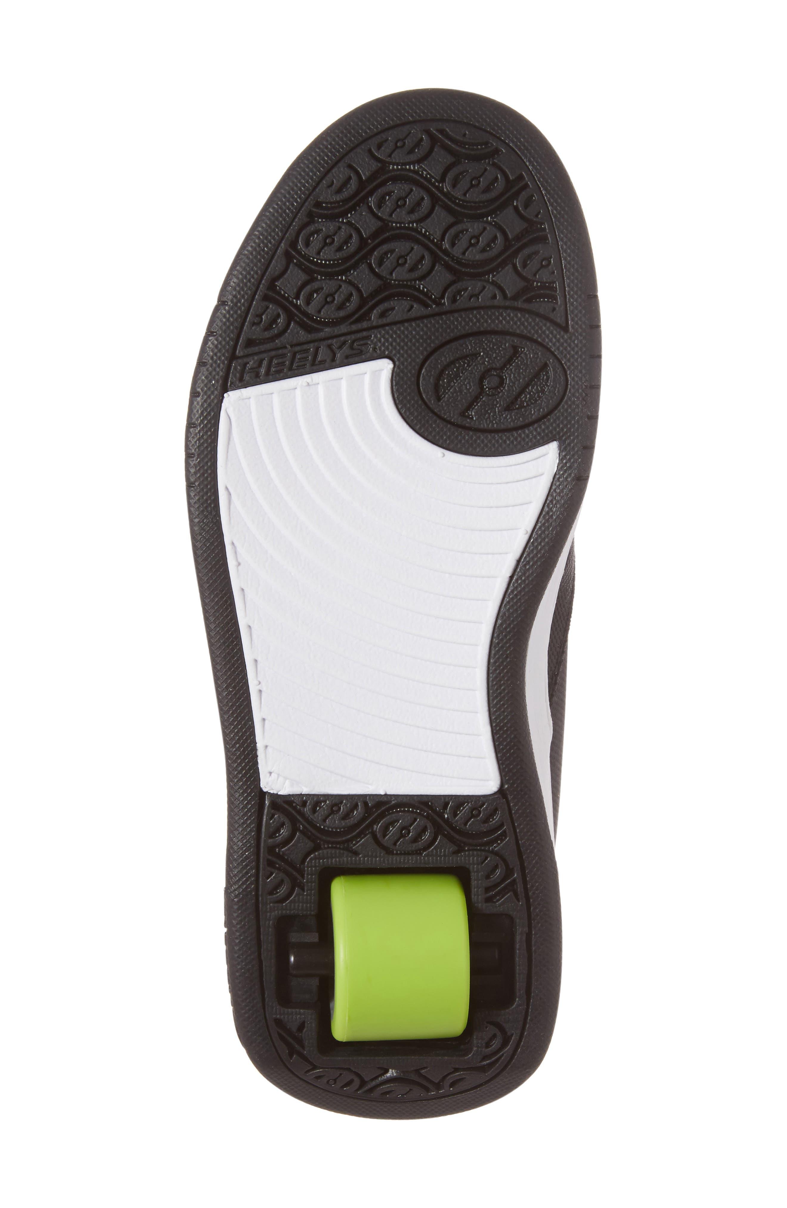 HEELYS,                             'Propel 2.0' Wheeled Sneaker,                             Alternate thumbnail 6, color,                             018