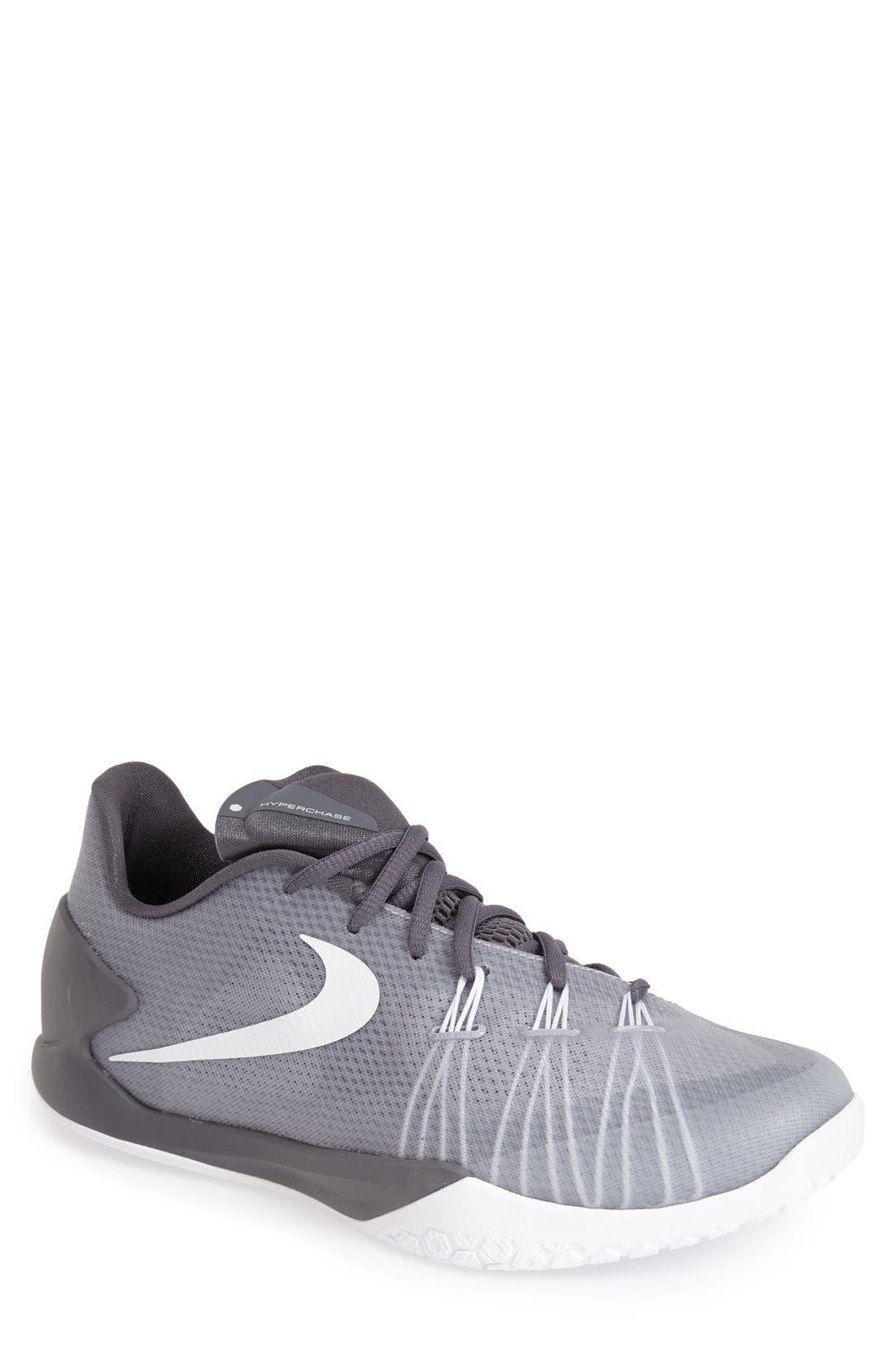 'Hyperchase' Basketball Shoe,                             Main thumbnail 1, color,                             090