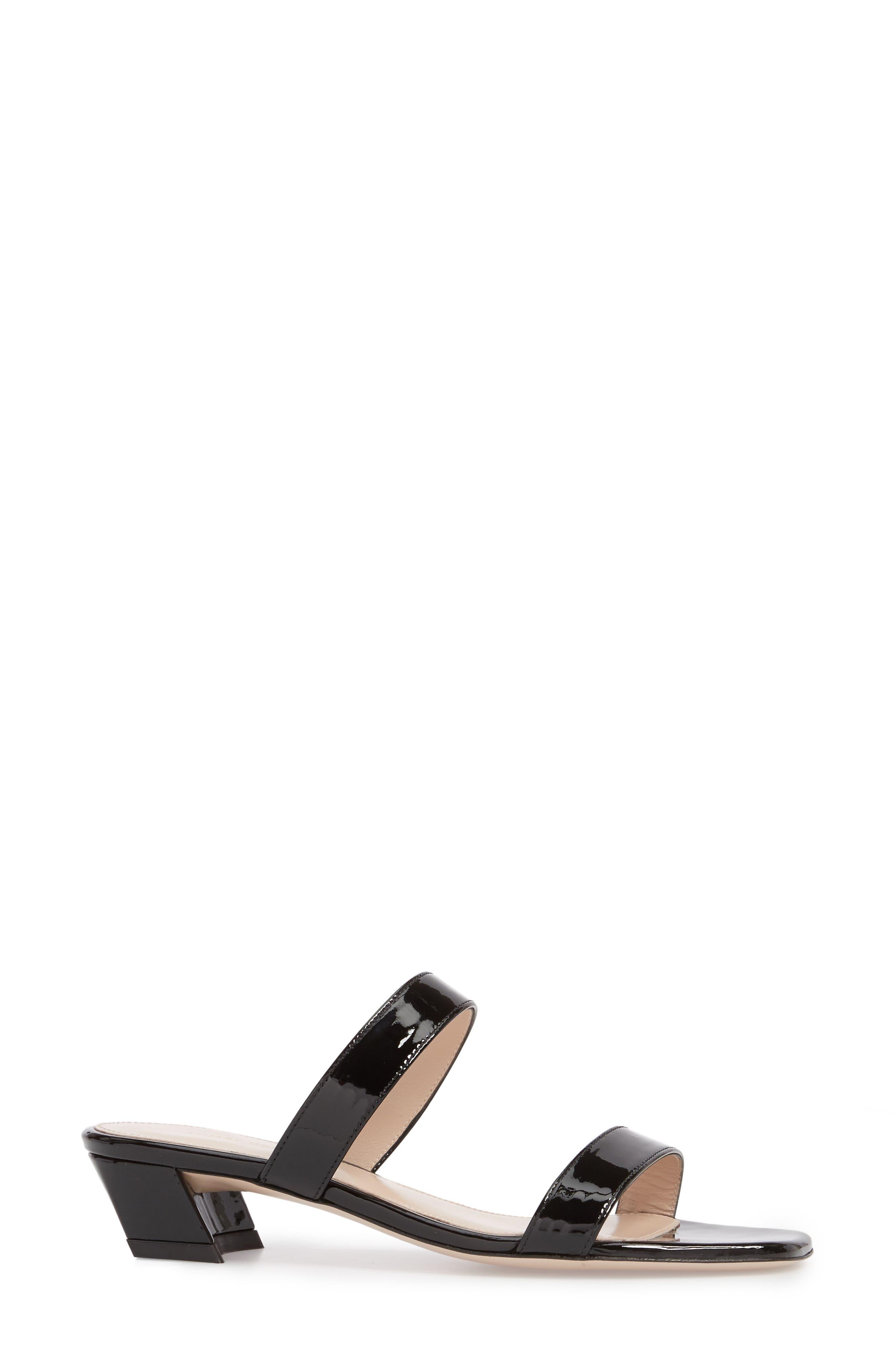 Ava Slide Sandal,                             Alternate thumbnail 3, color,                             003