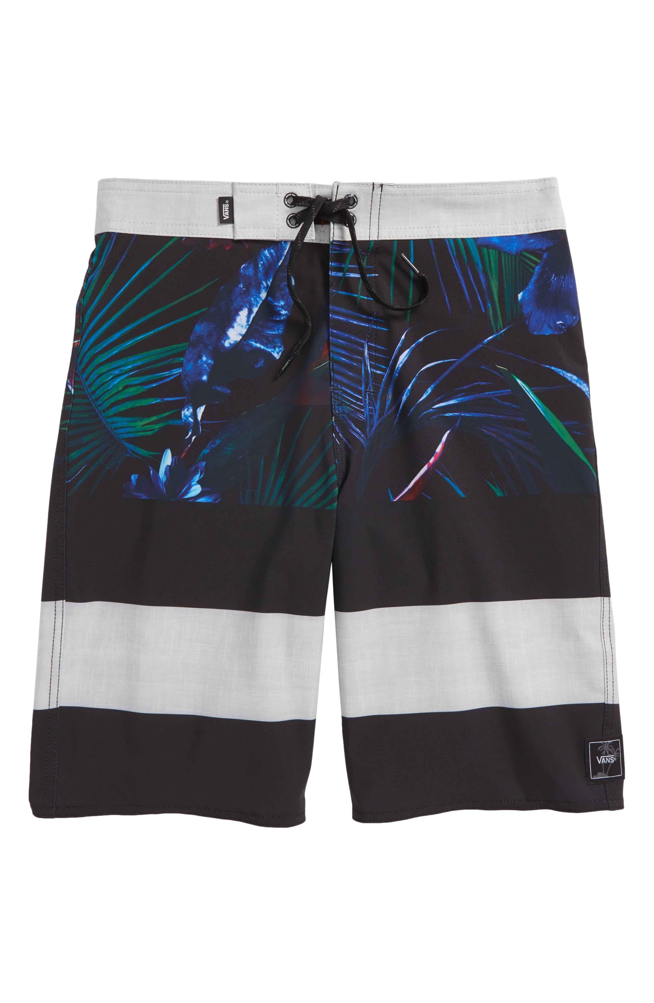 Era Board Shorts,                             Main thumbnail 1, color,                             007