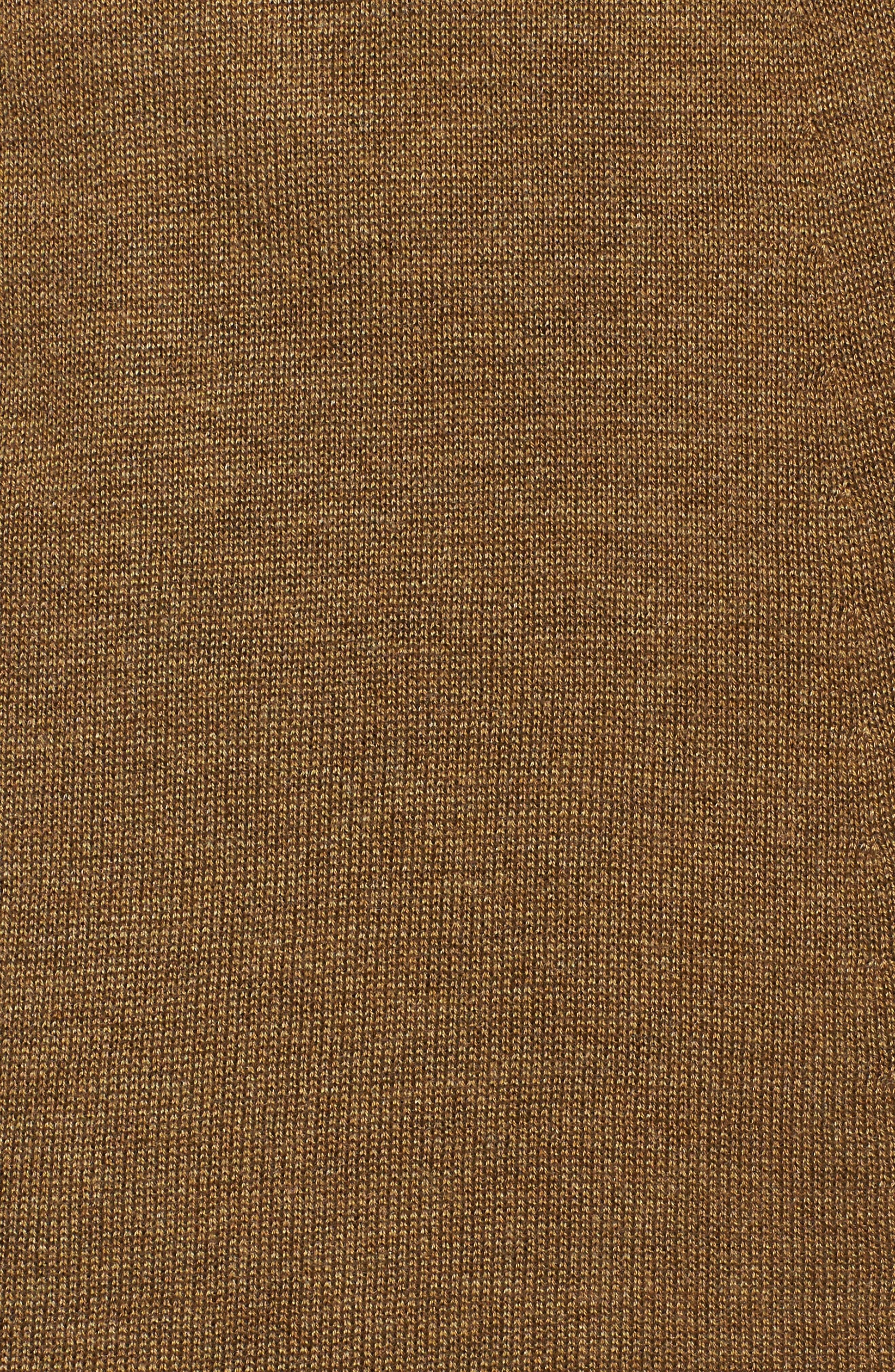 Shaped Tencel<sup>®</sup> Lyocell & Merino Wool Cardigan,                             Alternate thumbnail 19, color,