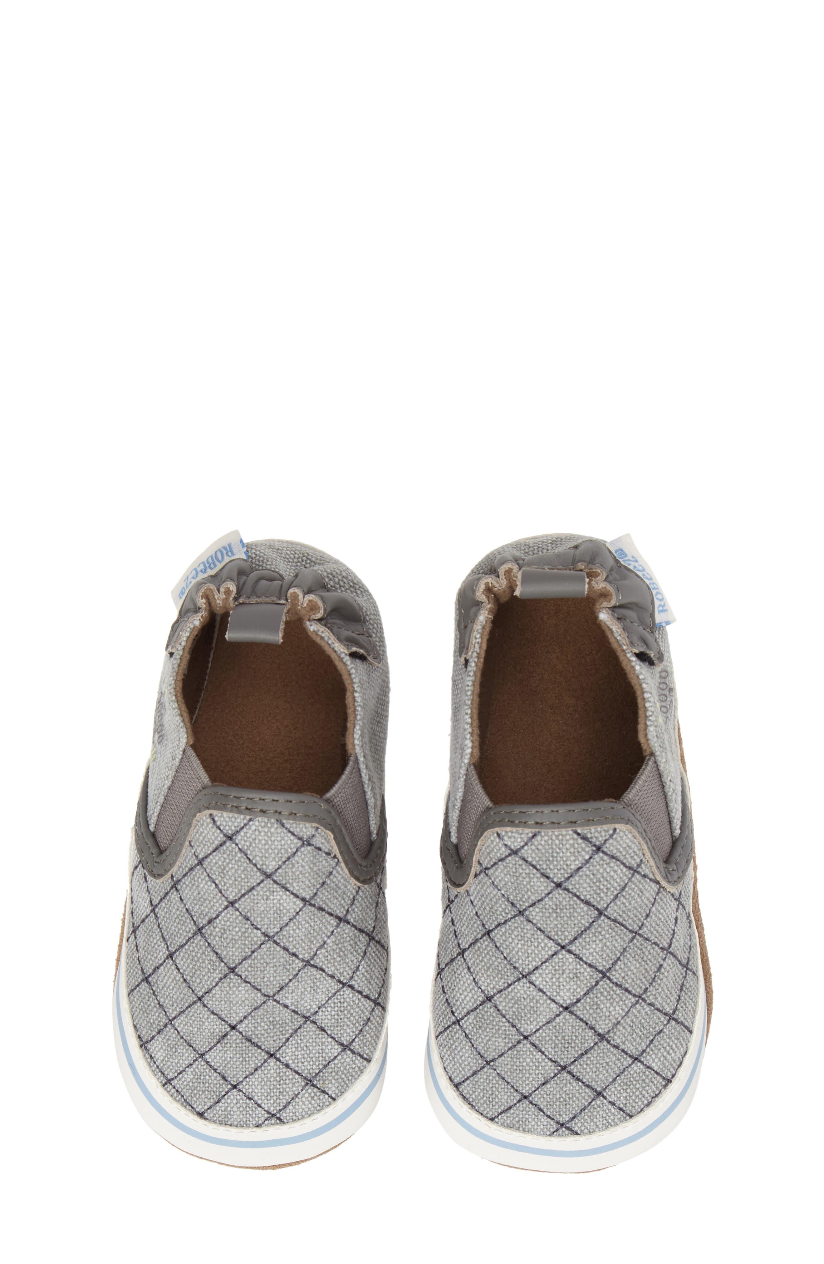 Liam - Cool Dude Crib Shoe,                             Alternate thumbnail 5, color,                             020