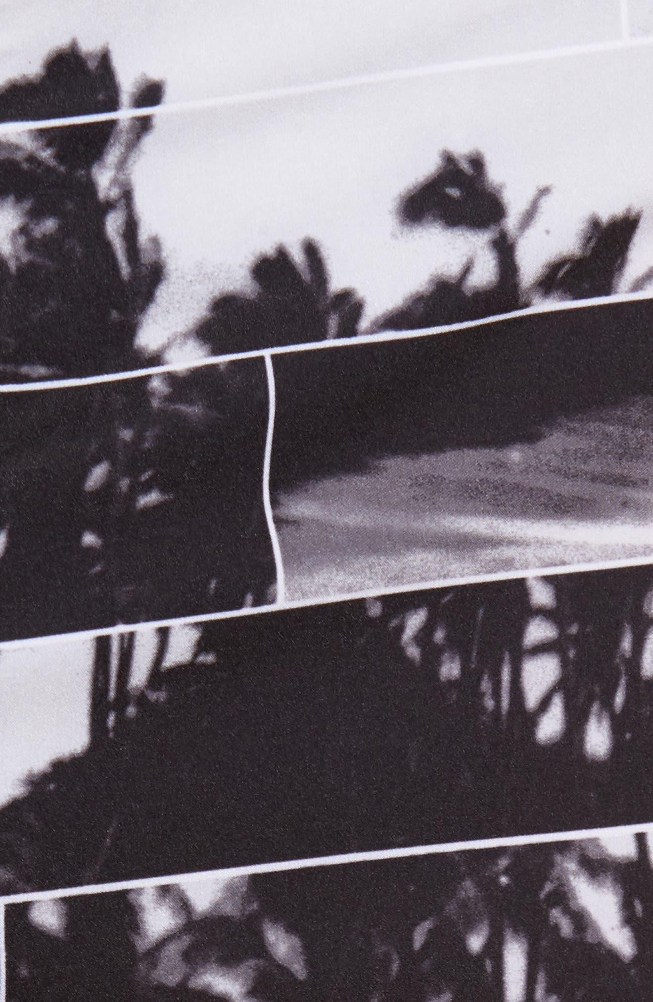 Hyperfreak Castaway Board Shorts,                             Alternate thumbnail 5, color,                             001