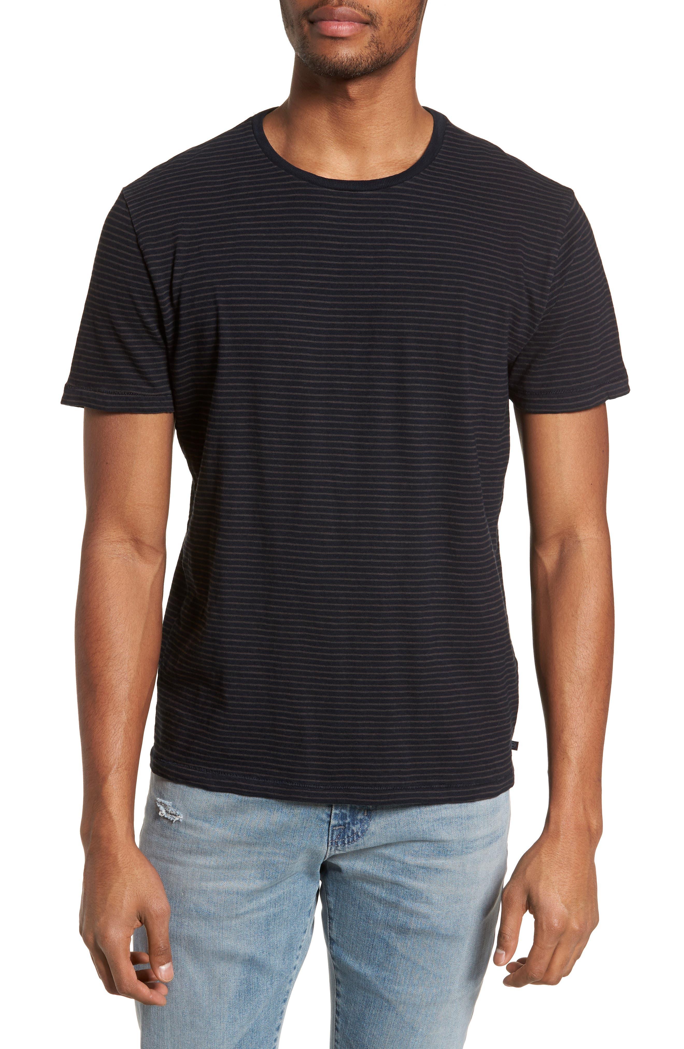 Julian Slim Fit Crewneck Shirt,                         Main,                         color,
