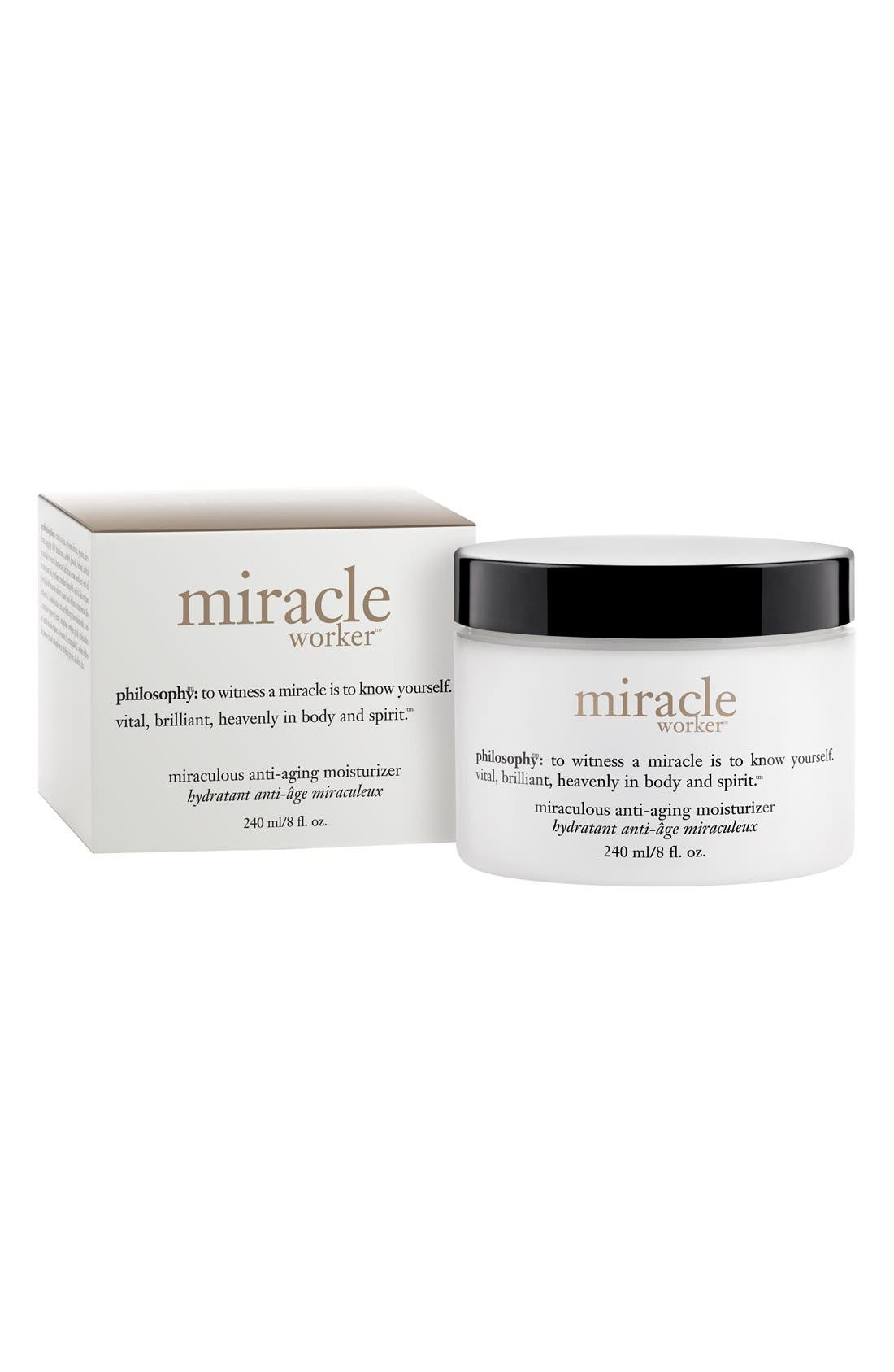 'anti-wrinkle miracle worker' miraculous anti-wrinkle moisturizer,                             Alternate thumbnail 2, color,                             NO COLOR
