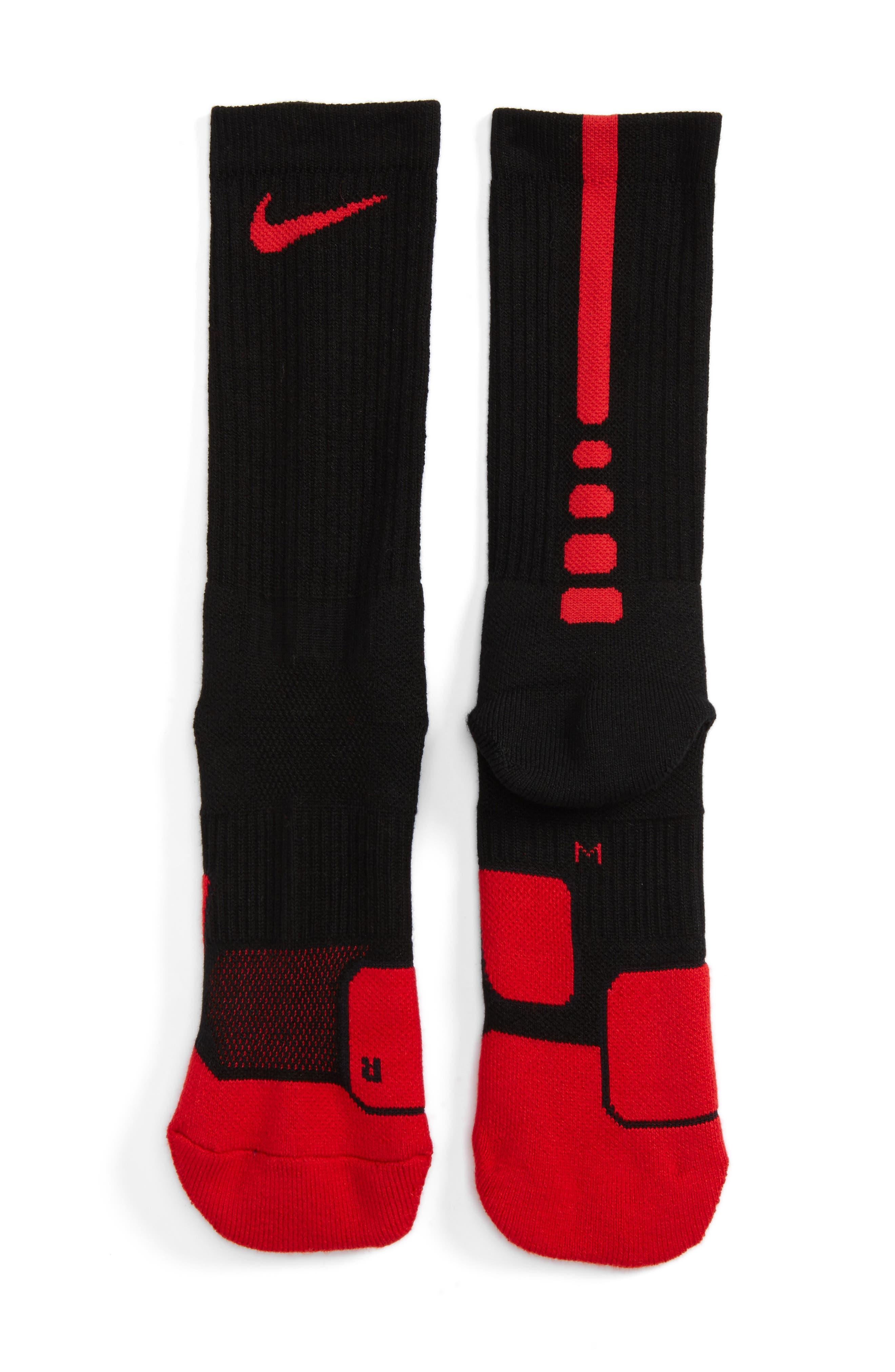 Elite Versatility Crew Socks,                             Alternate thumbnail 2, color,                             010