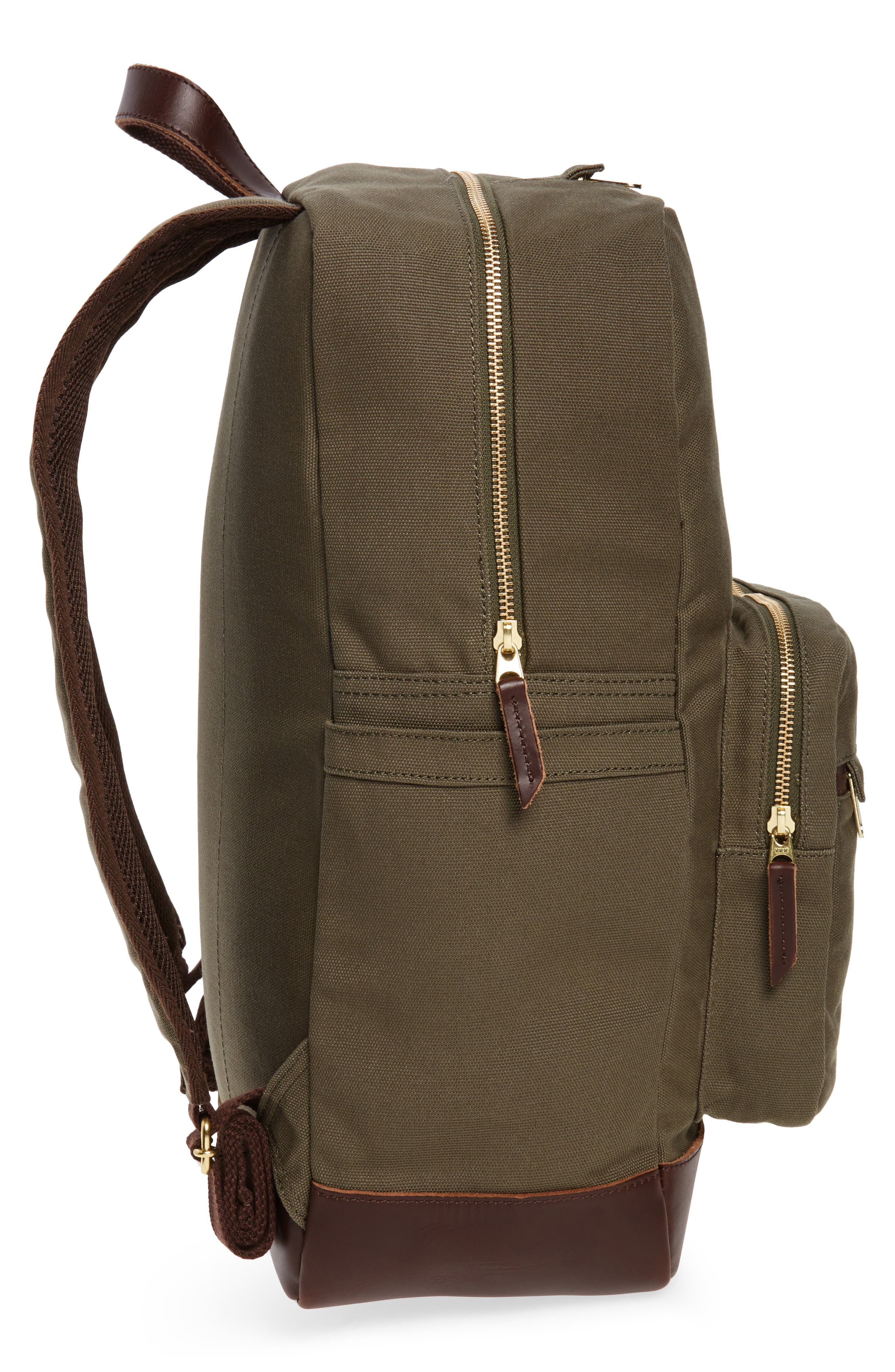 Hudderton Backpack,                             Alternate thumbnail 5, color,                             MOSS