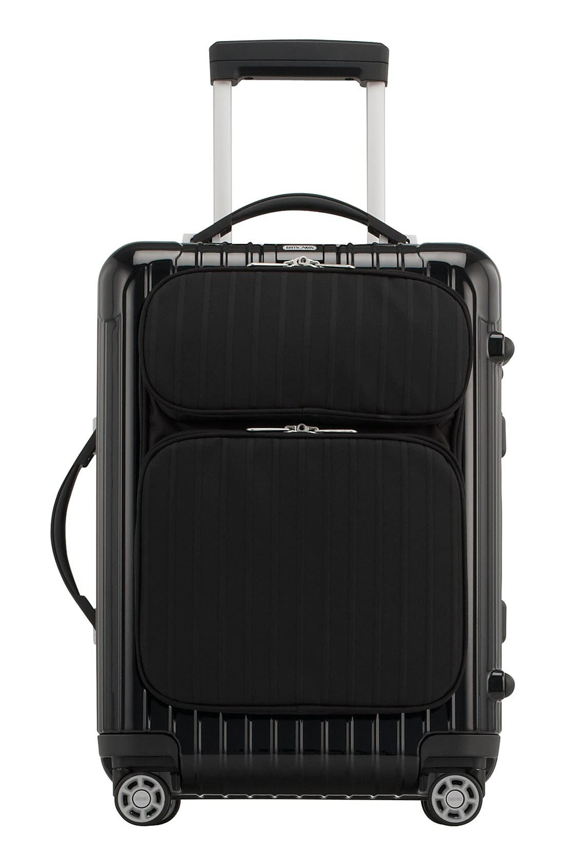 Salsa Deluxe Hybrid 22-Inch Multiwheel<sup>®</sup> Carry-On,                             Main thumbnail 1, color,                             001