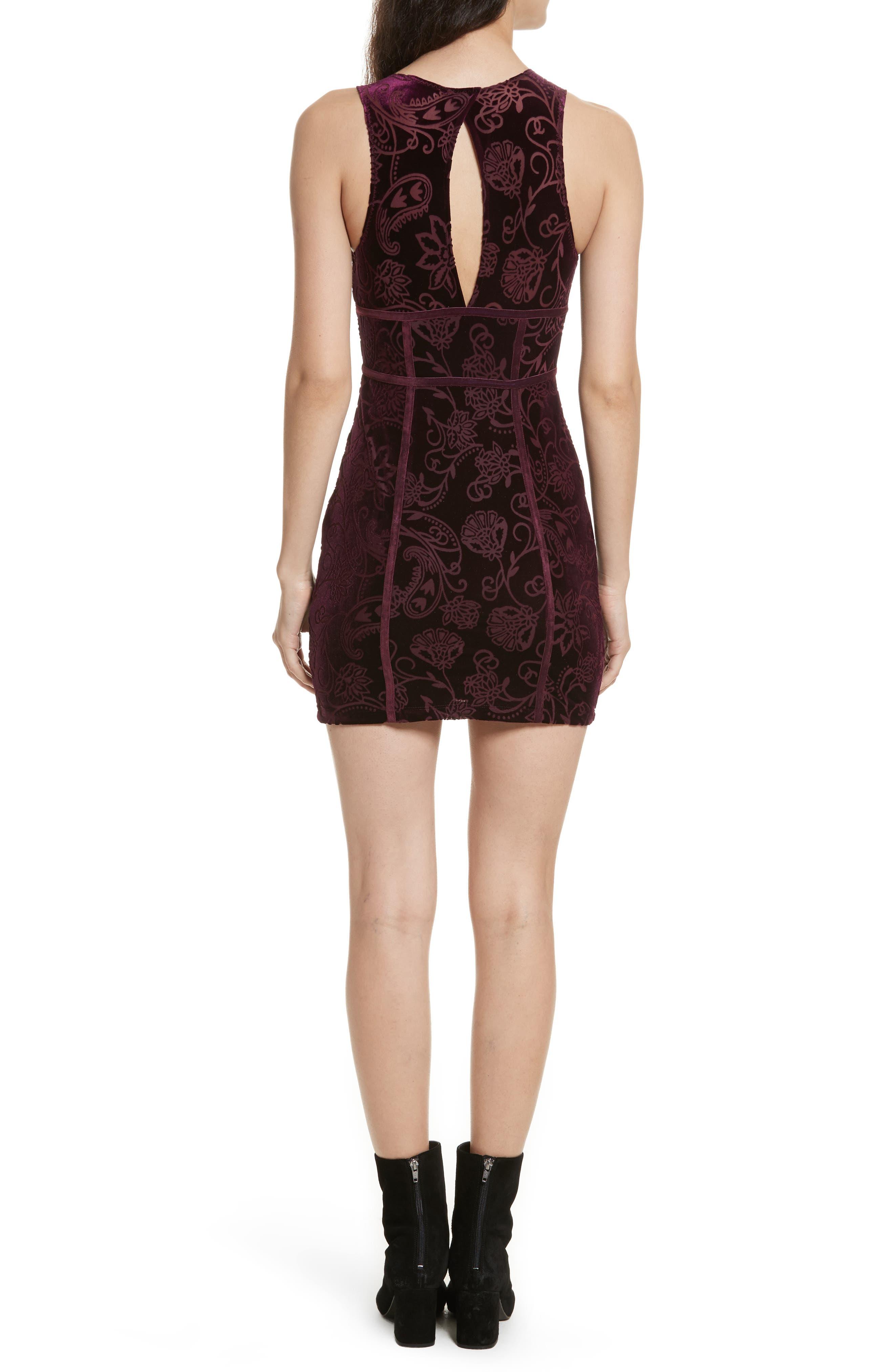 Burnout Babe Body-Con Dress,                             Alternate thumbnail 6, color,
