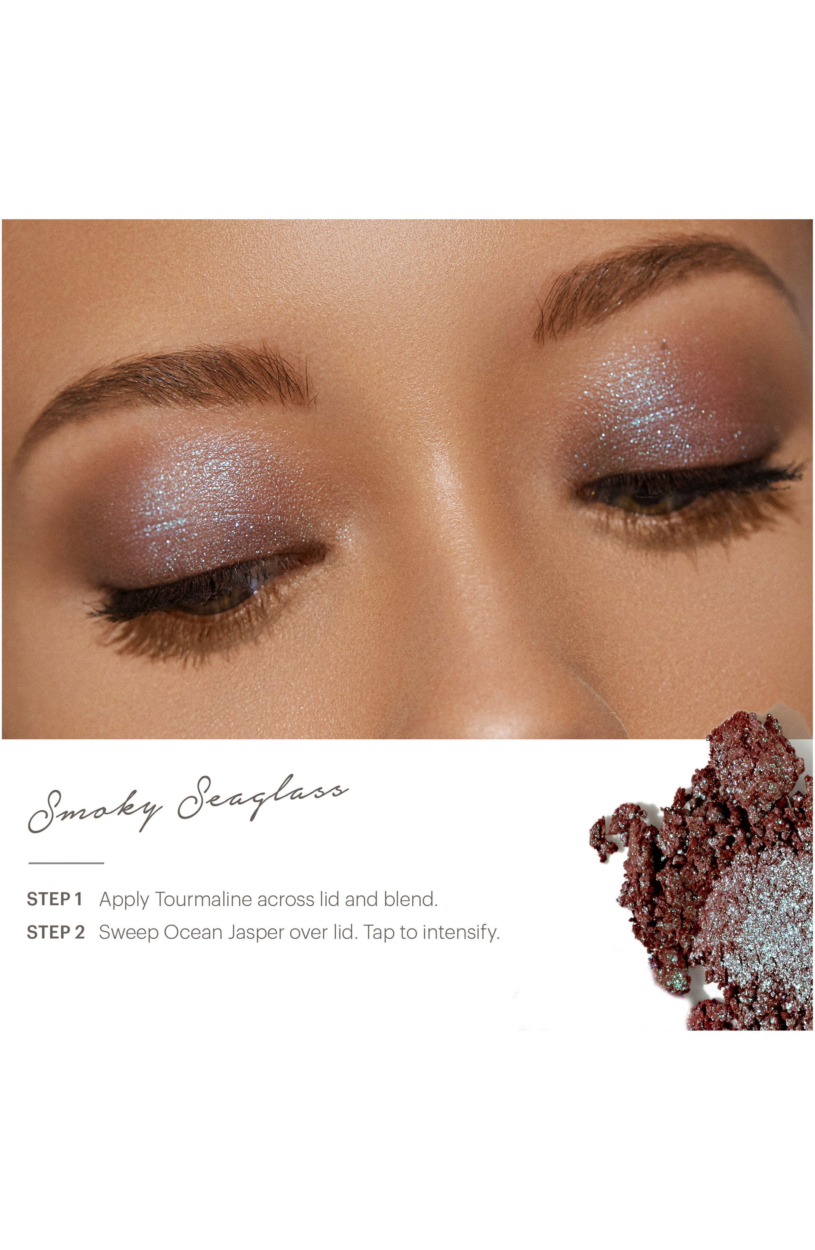 BECCA Ocean Jewels Eyeshadow Palette,                             Alternate thumbnail 6, color,                             000