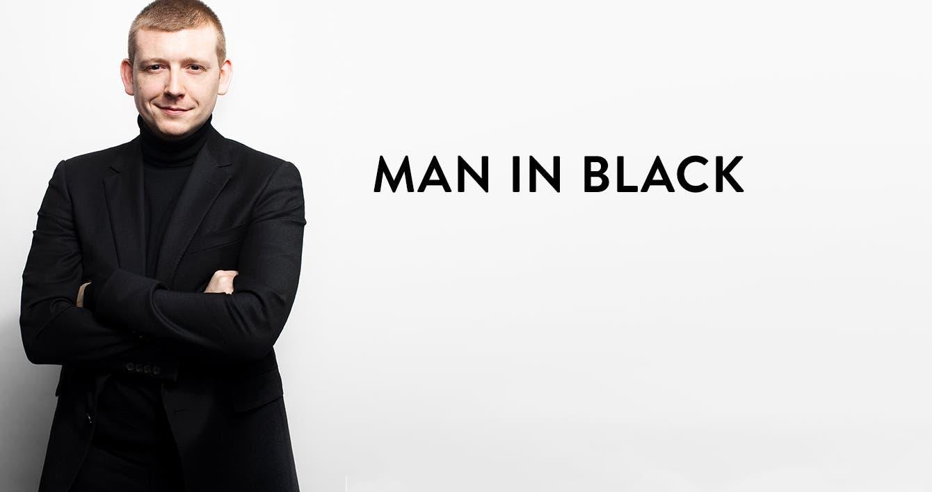 VP of Men's Fashion Sam Lobban.