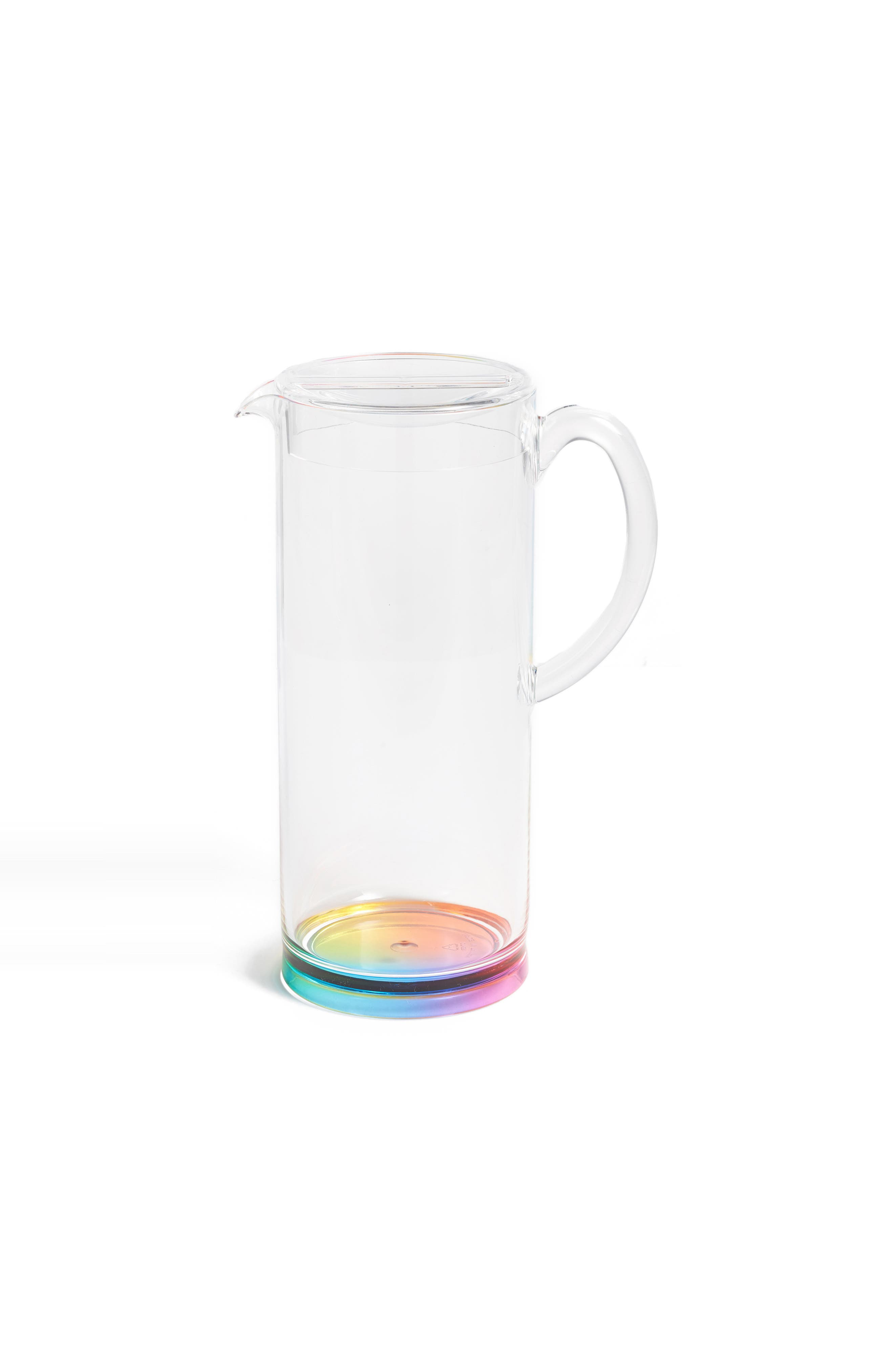 MOMA DESIGN STORE Rainbow Pitcher, Main, color, 960