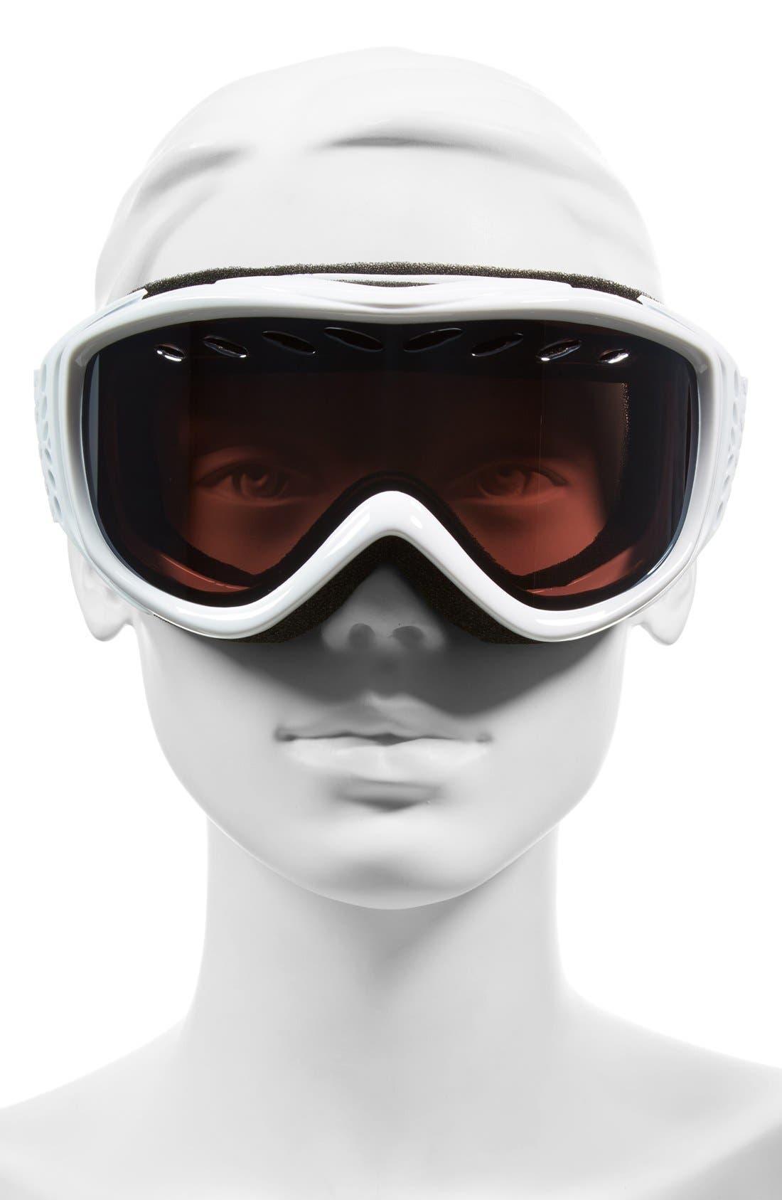 'Transit' Snow Goggles,                             Alternate thumbnail 2, color,                             100
