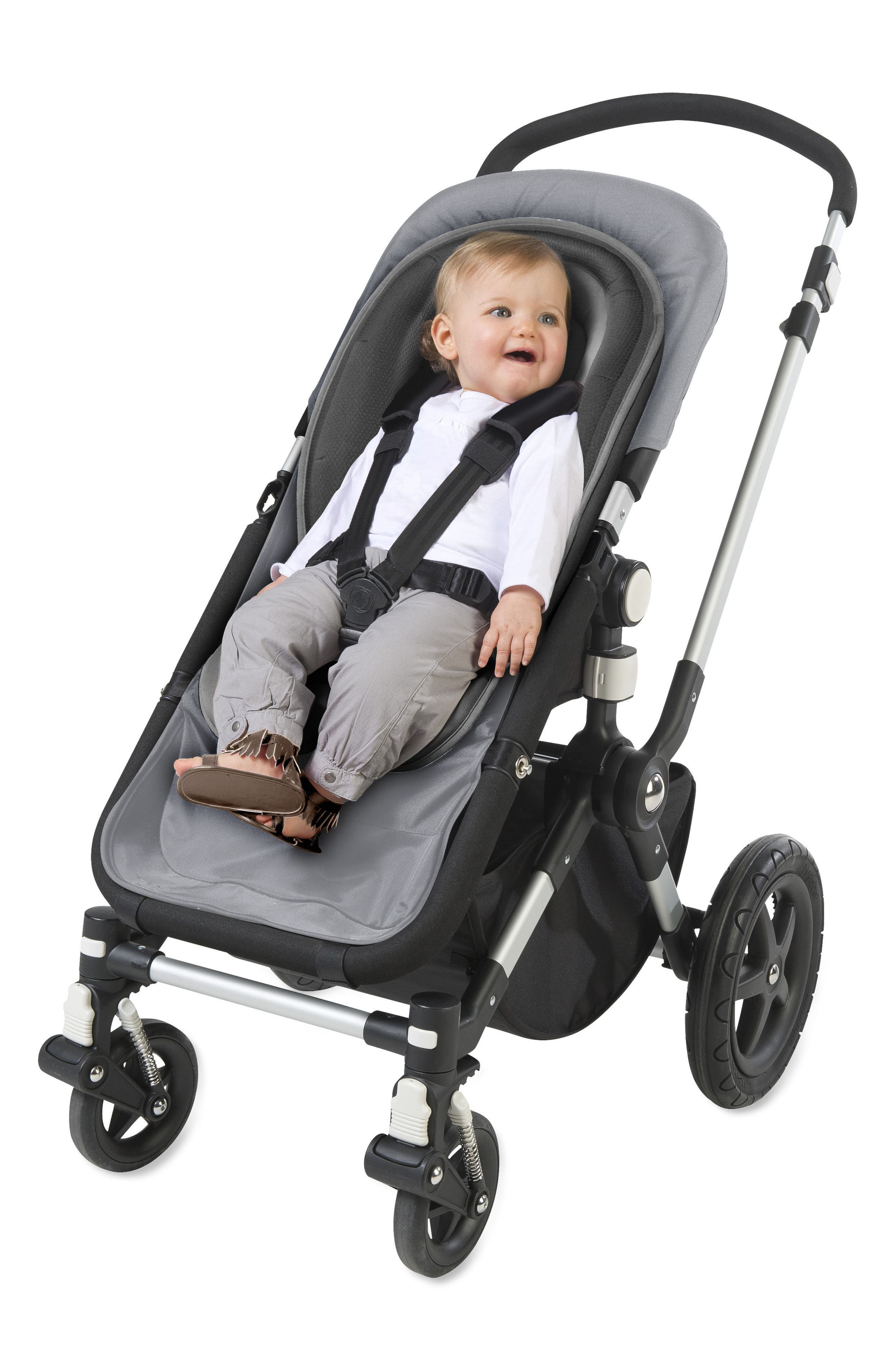 Cosycushion 6+ Support Stroller Cushion,                             Alternate thumbnail 3, color,                             001
