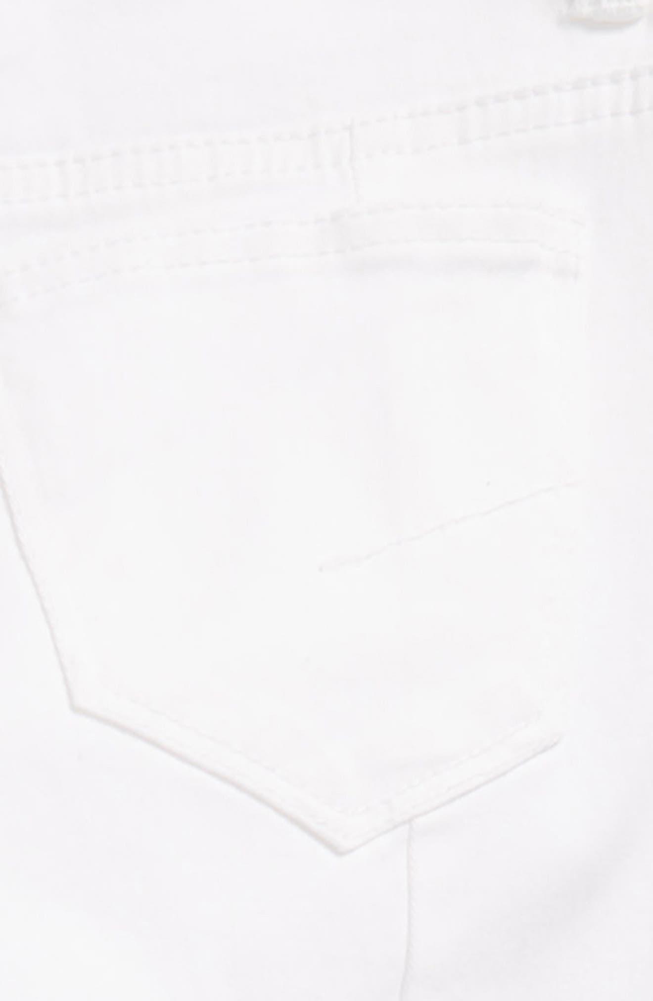 Gigi Skinny Jeans,                             Alternate thumbnail 3, color,                             100