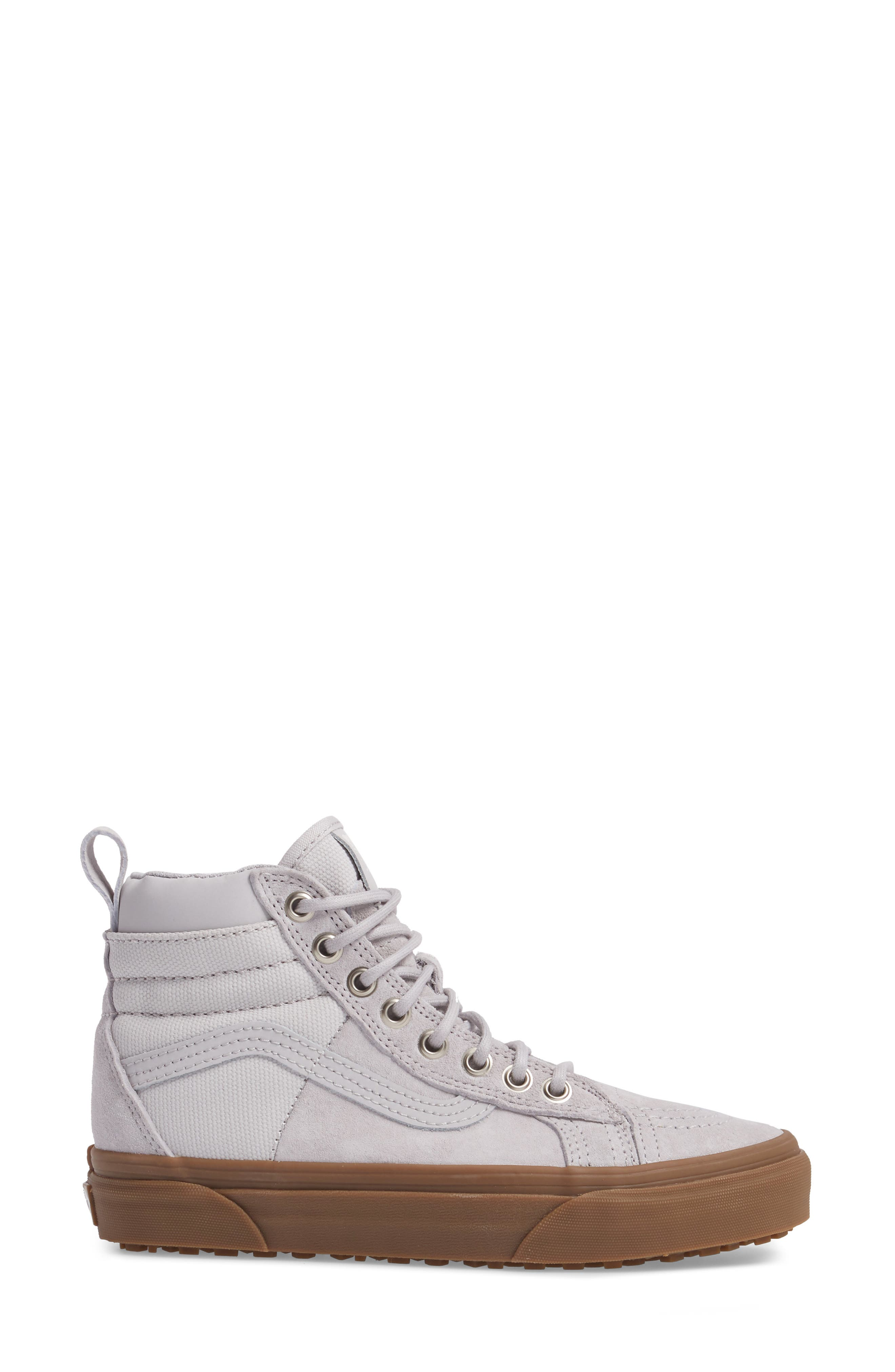 Sk8-Hi 46 MTE DX Sneaker,                             Alternate thumbnail 3, color,                             030