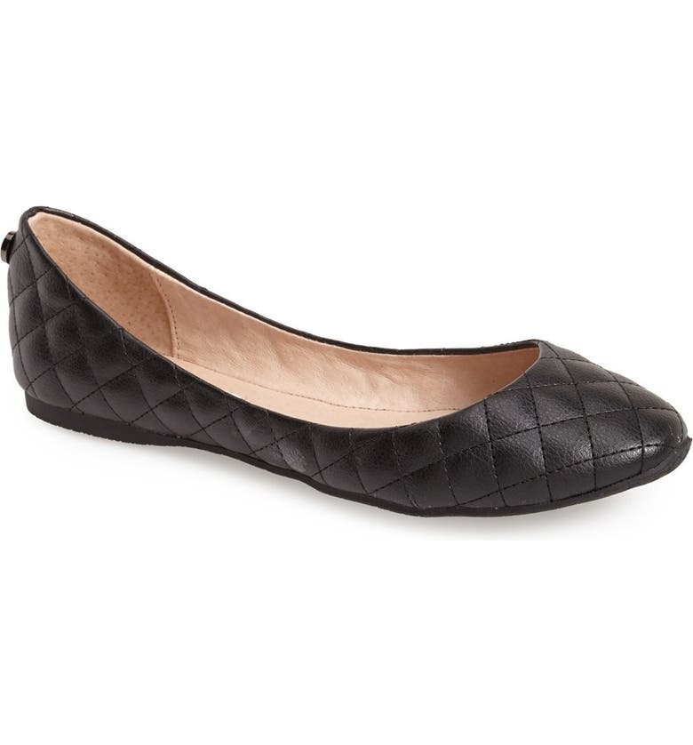 23f8372d2df Steve Madden Quilted Ballet Flats - Best Quilt Grafimage.co