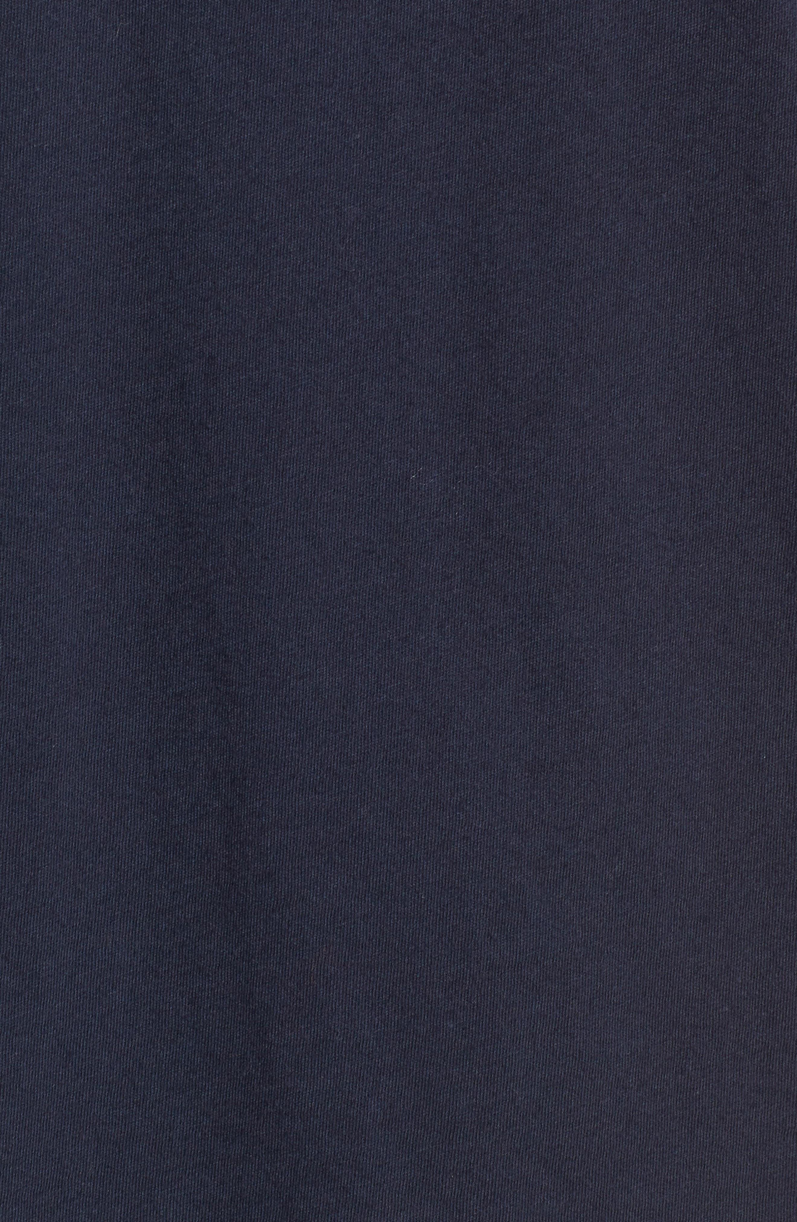 Great Outdoors Pocket T-Shirt,                             Alternate thumbnail 5, color,                             400