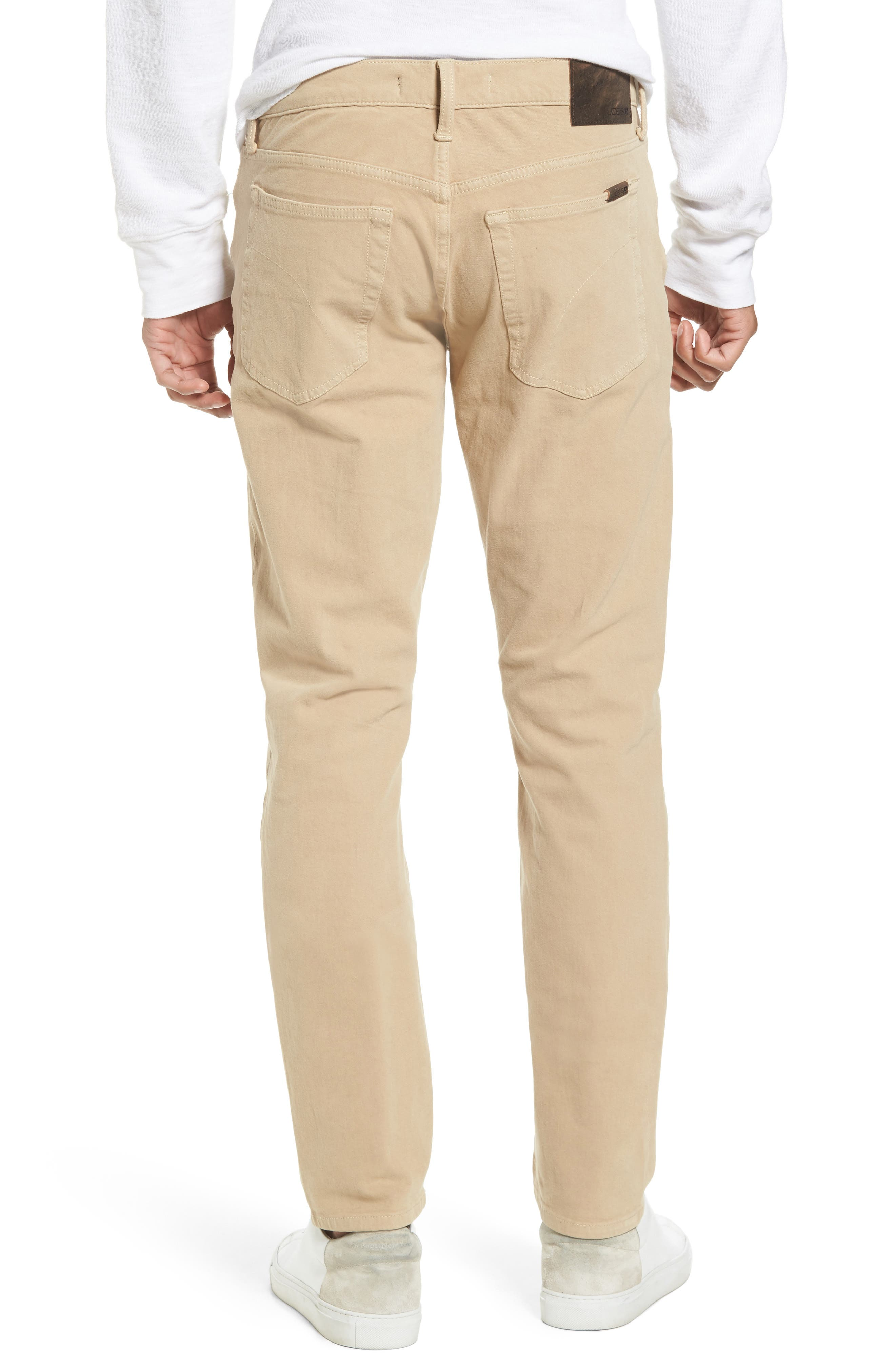 JOE'S,                             Kinetic Slim Fit Jeans,                             Alternate thumbnail 2, color,                             SAND