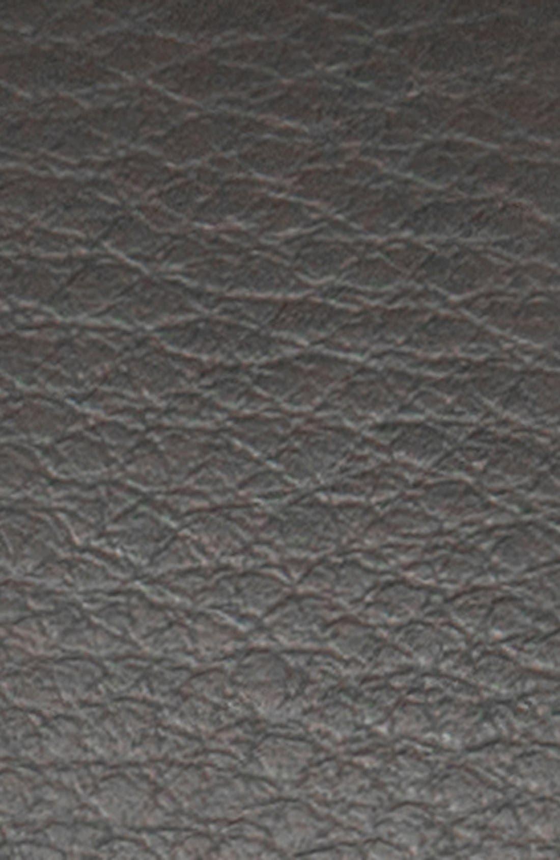 Reversible Leather Belt,                             Alternate thumbnail 4, color,                             TAN/ BLACK