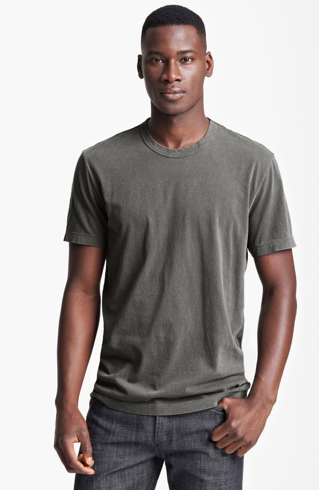 Crewneck Jersey T-Shirt,                             Main thumbnail 45, color,